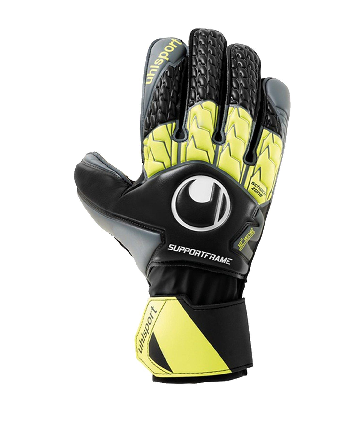 Uhlsport Soft SF Handschuh F01 - Schwarz