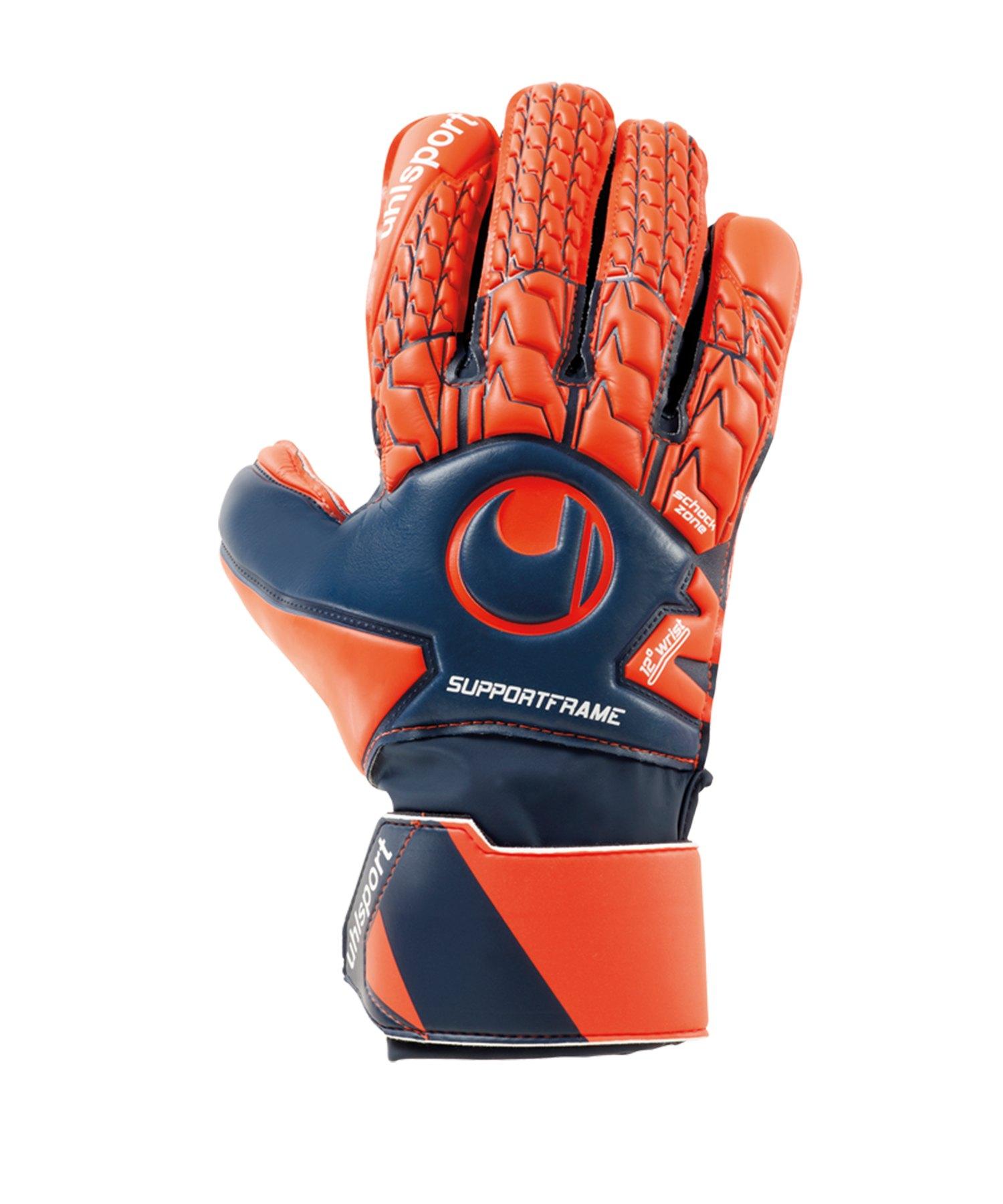 Uhlsport Next Level Soft SF TW-Handschuh Blau F01 - blau