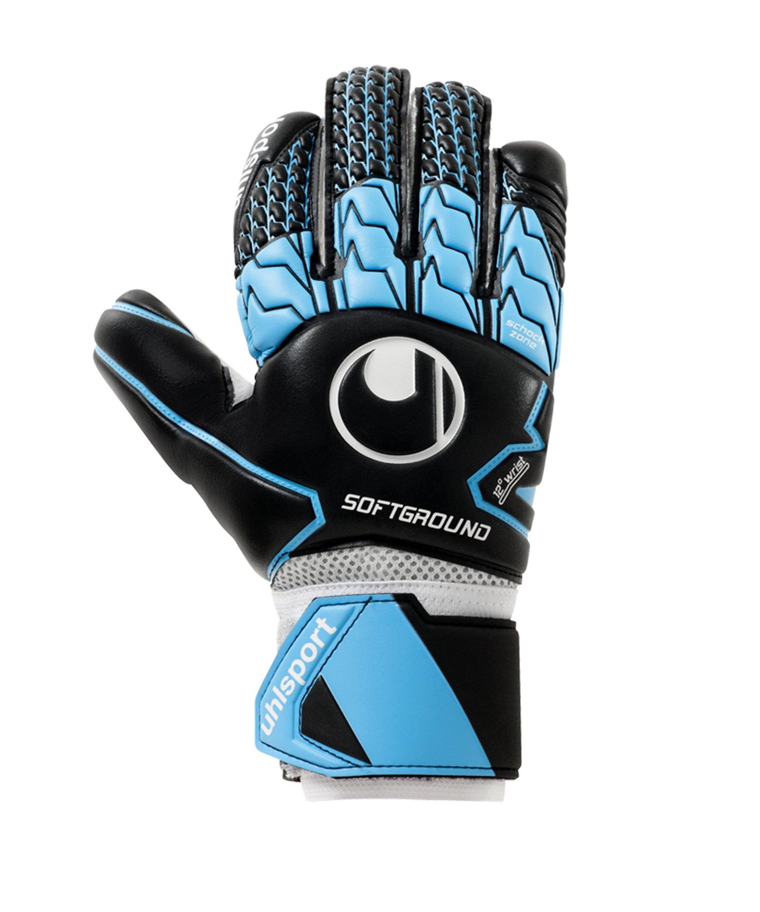 Uhlsport Soft HN Comp TW-Handschuh Schwarz F01 - schwarz