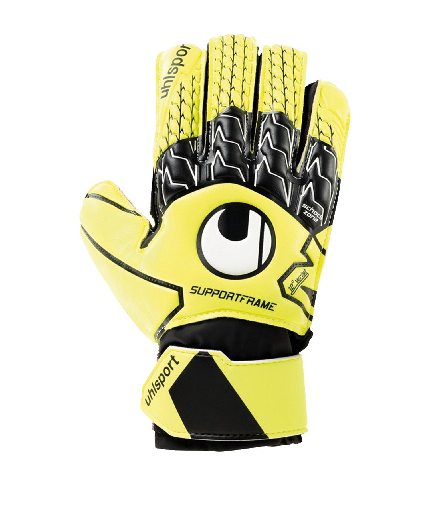 Uhlsport Soft SF Junior Handschuh F01 - Gelb