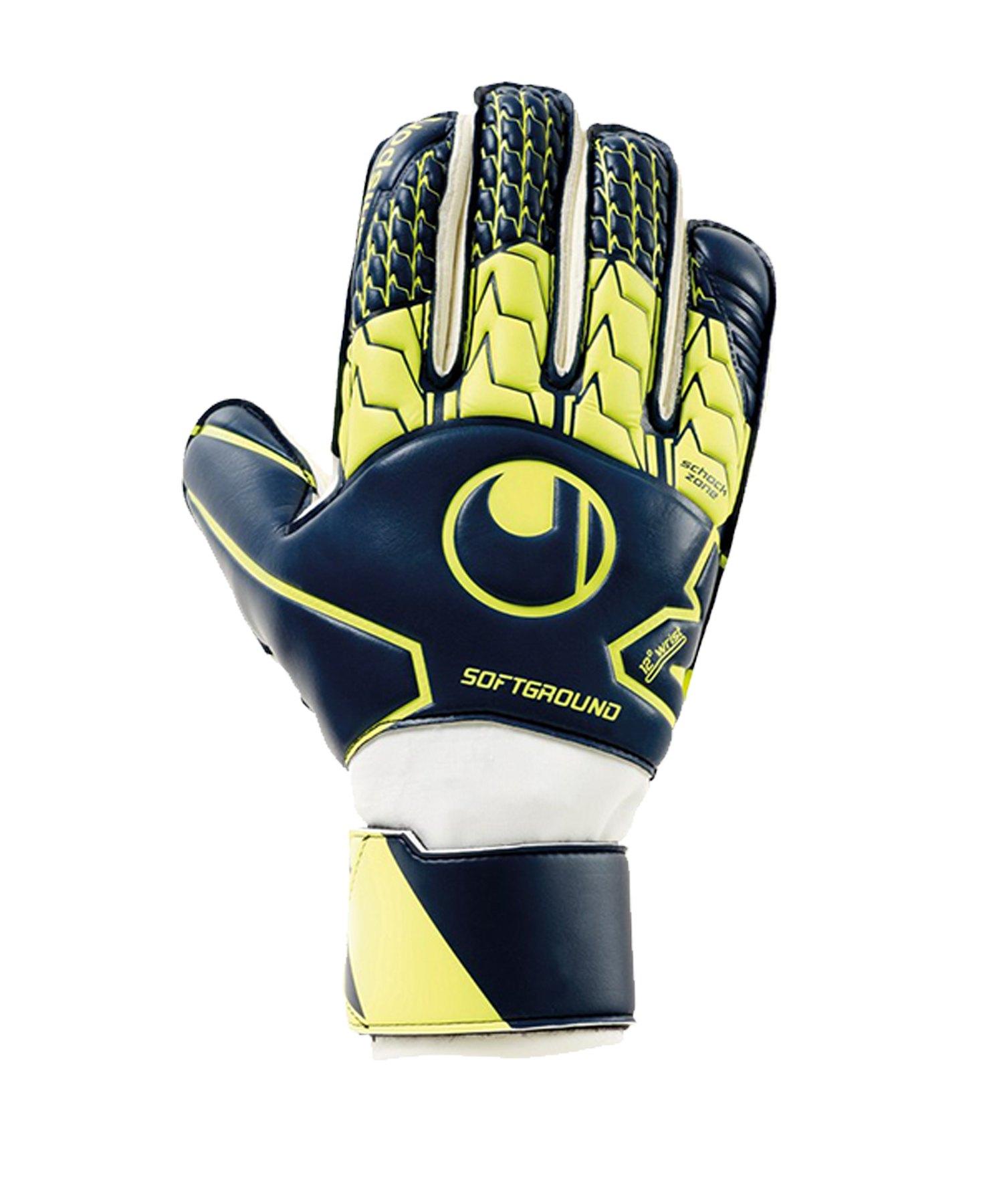 Uhlsport Soft RF Handschuh F01 - Blau