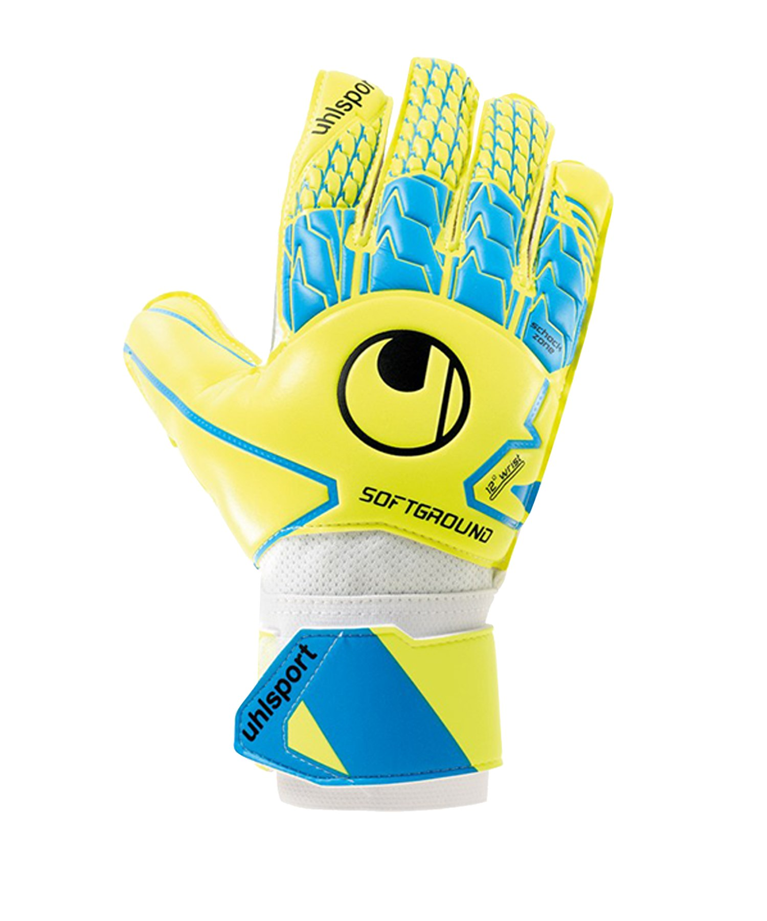 Uhlsport Soft Advanced Handschuh F01 - Gelb