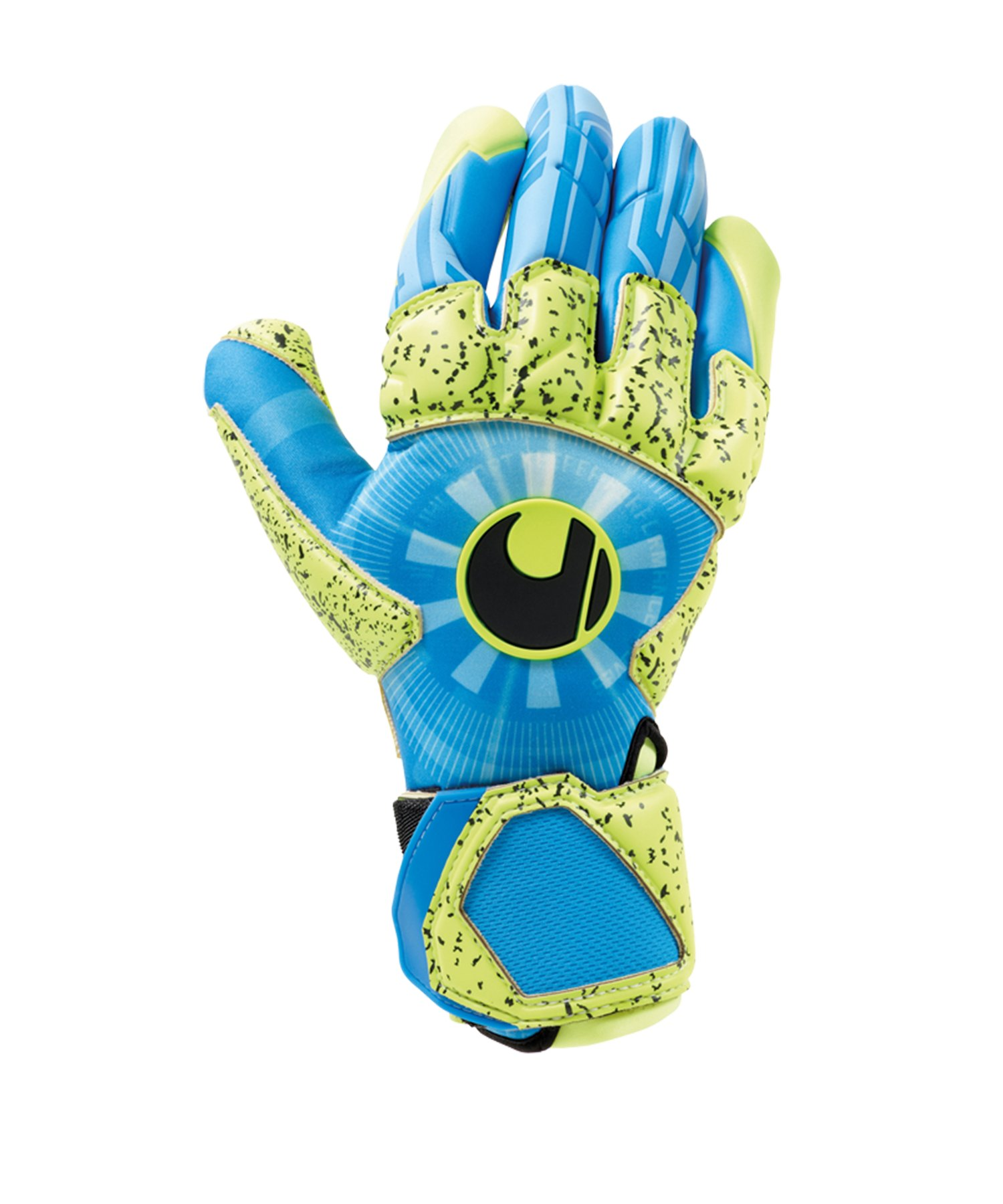 Uhlsport Radar Control Supergrip Reflex F01 - Blau