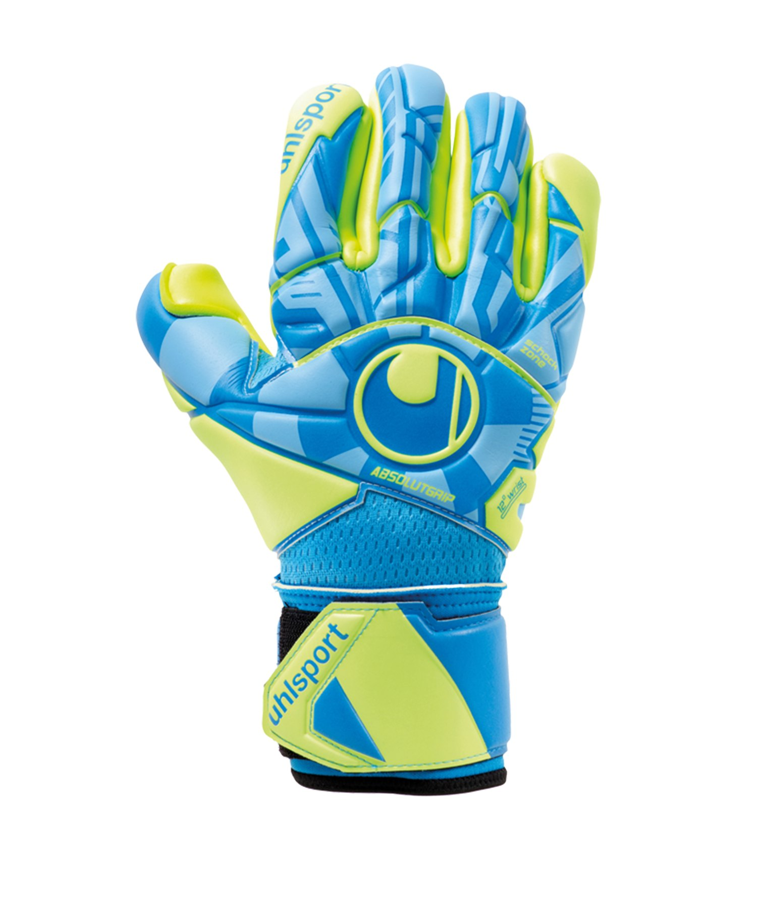 Uhlsport Radar Control Absolutgrip FS F01 - Blau