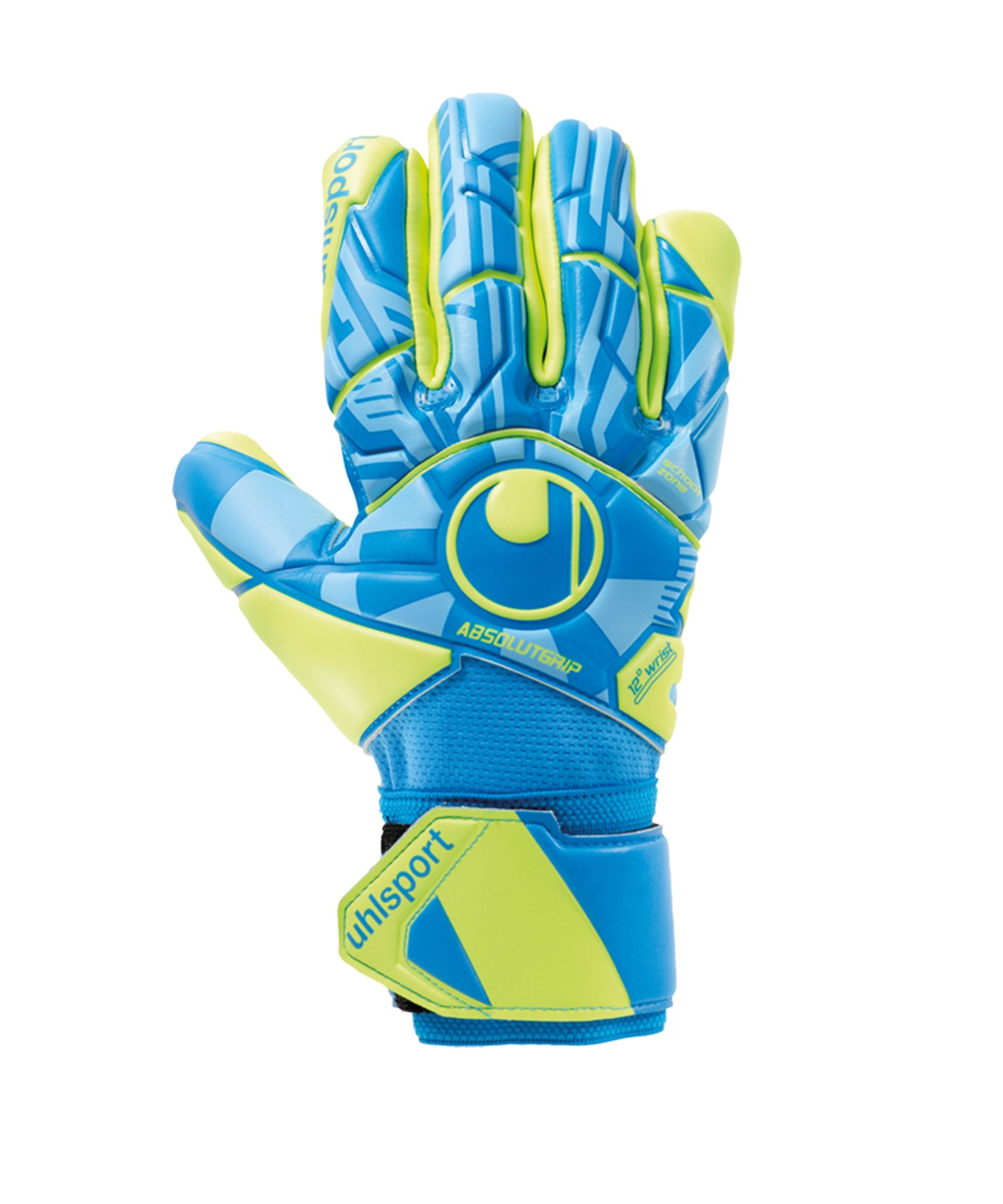 Uhlsport Radar Control Absolutgrip HN F01 - Blau