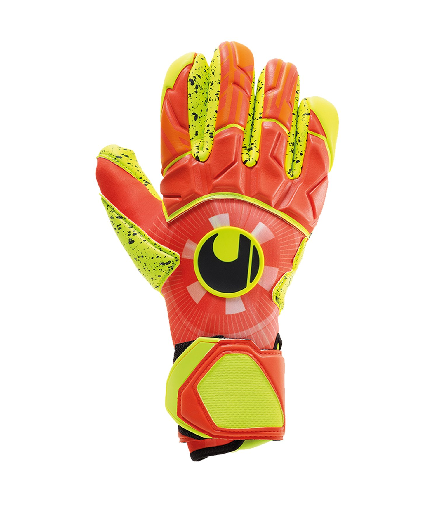 Uhlsport Dyn.Impulse Supergrip FS TW-Handschuh F01 - orange