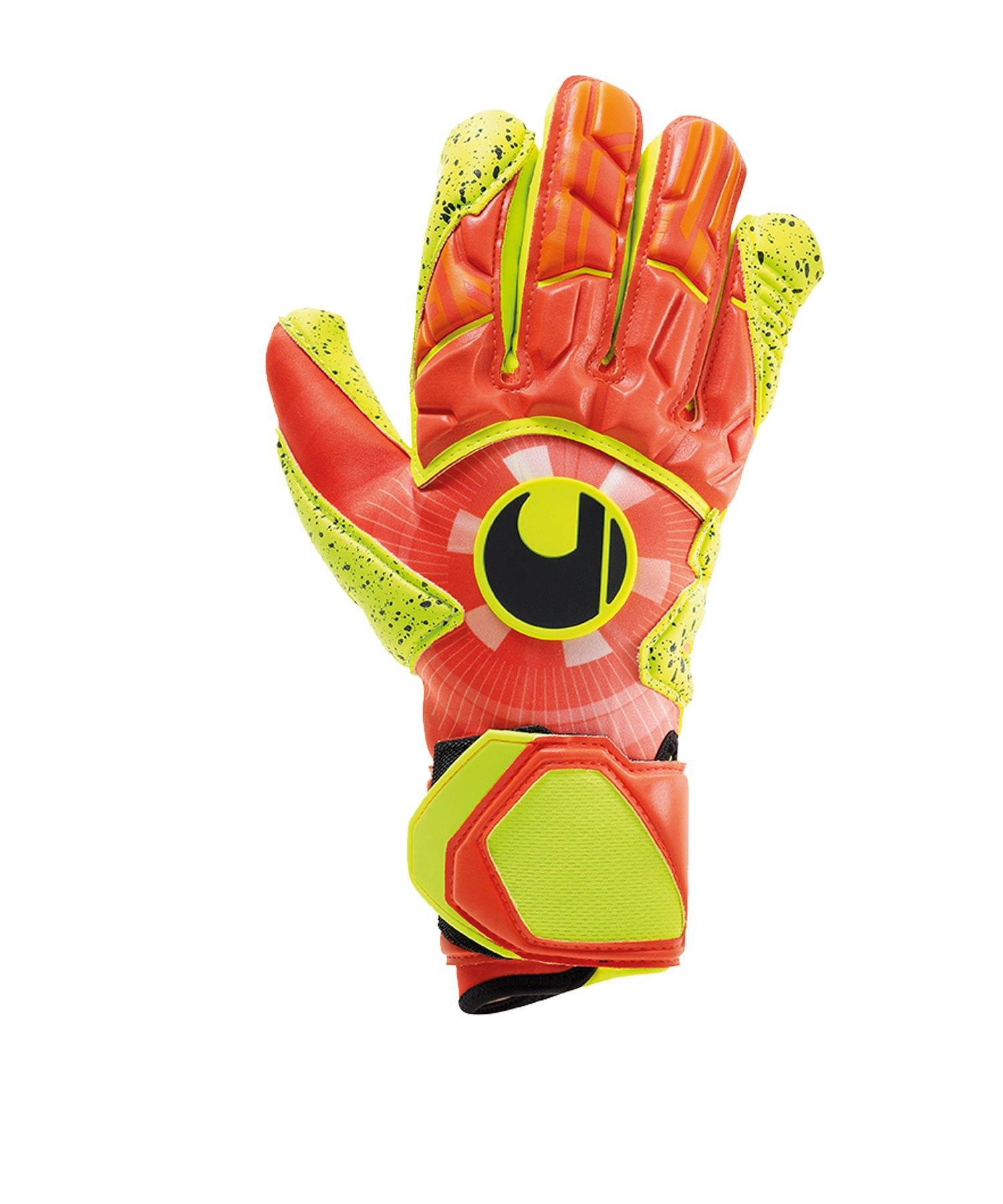 Uhlsport Dyn.Impulse Supergrip HN TW-Handschuh F01 - orange
