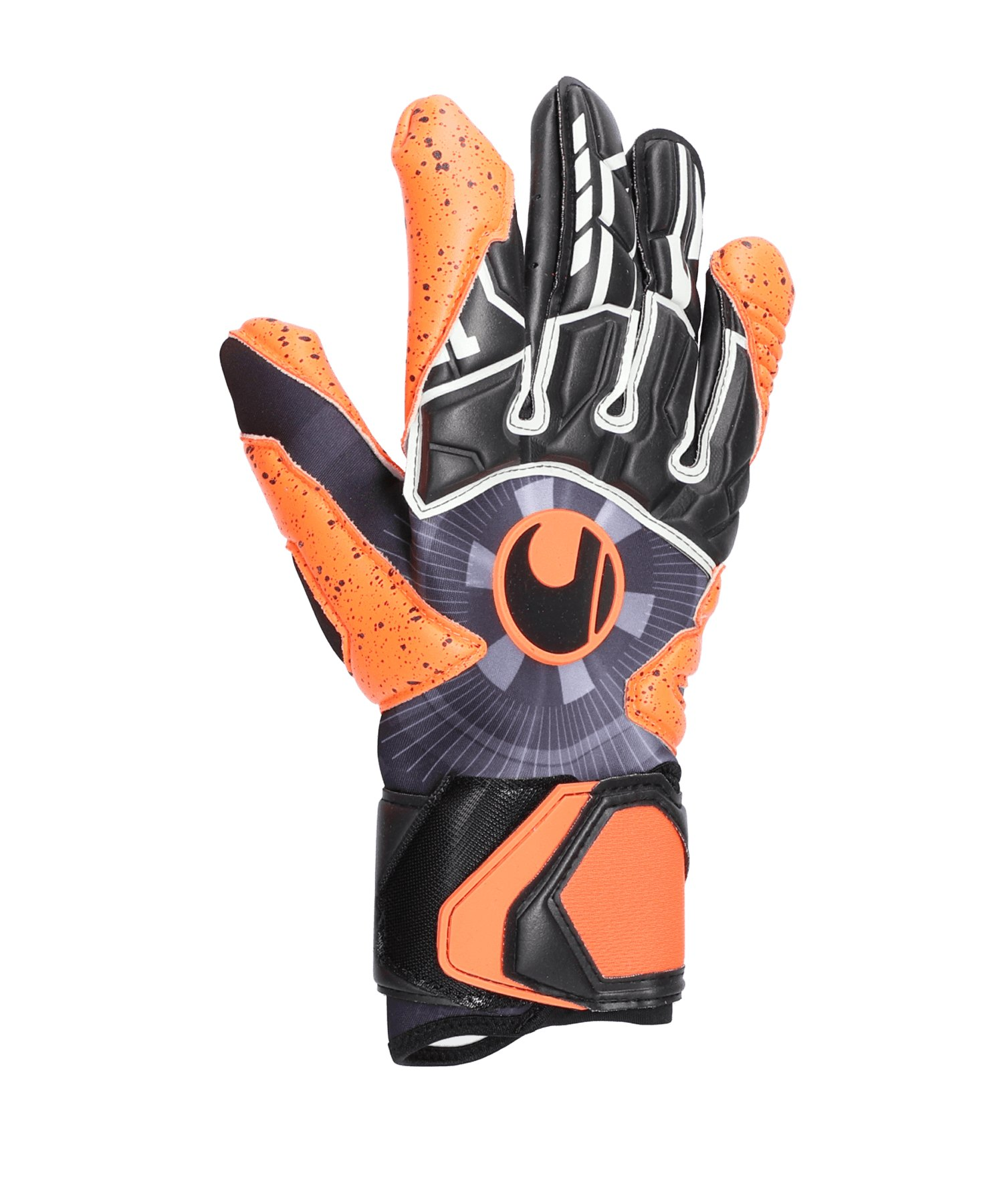 Uhlsport Dyn.Impulse Supergrip TW-Handschuh F279 - rot
