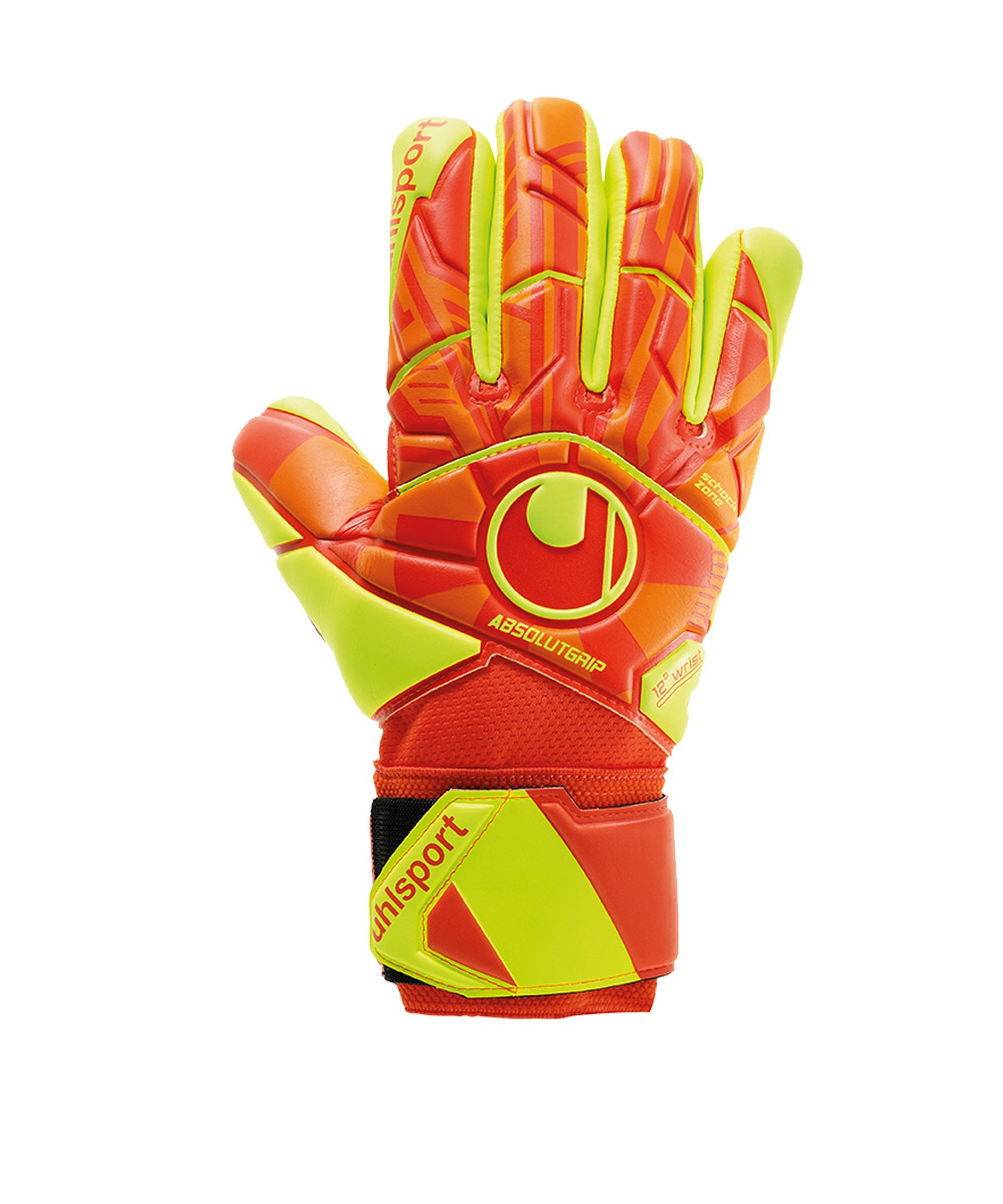 Uhlsport Dyn. Impulse Absolutgrip TW-Handschuh F01 - orange