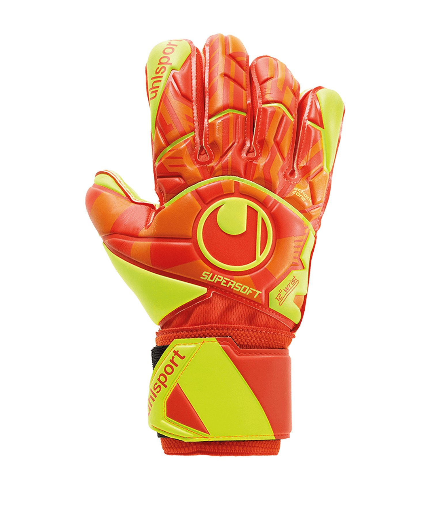Uhlsport Supersoft Dynamic Impulse TWH F01 - orange