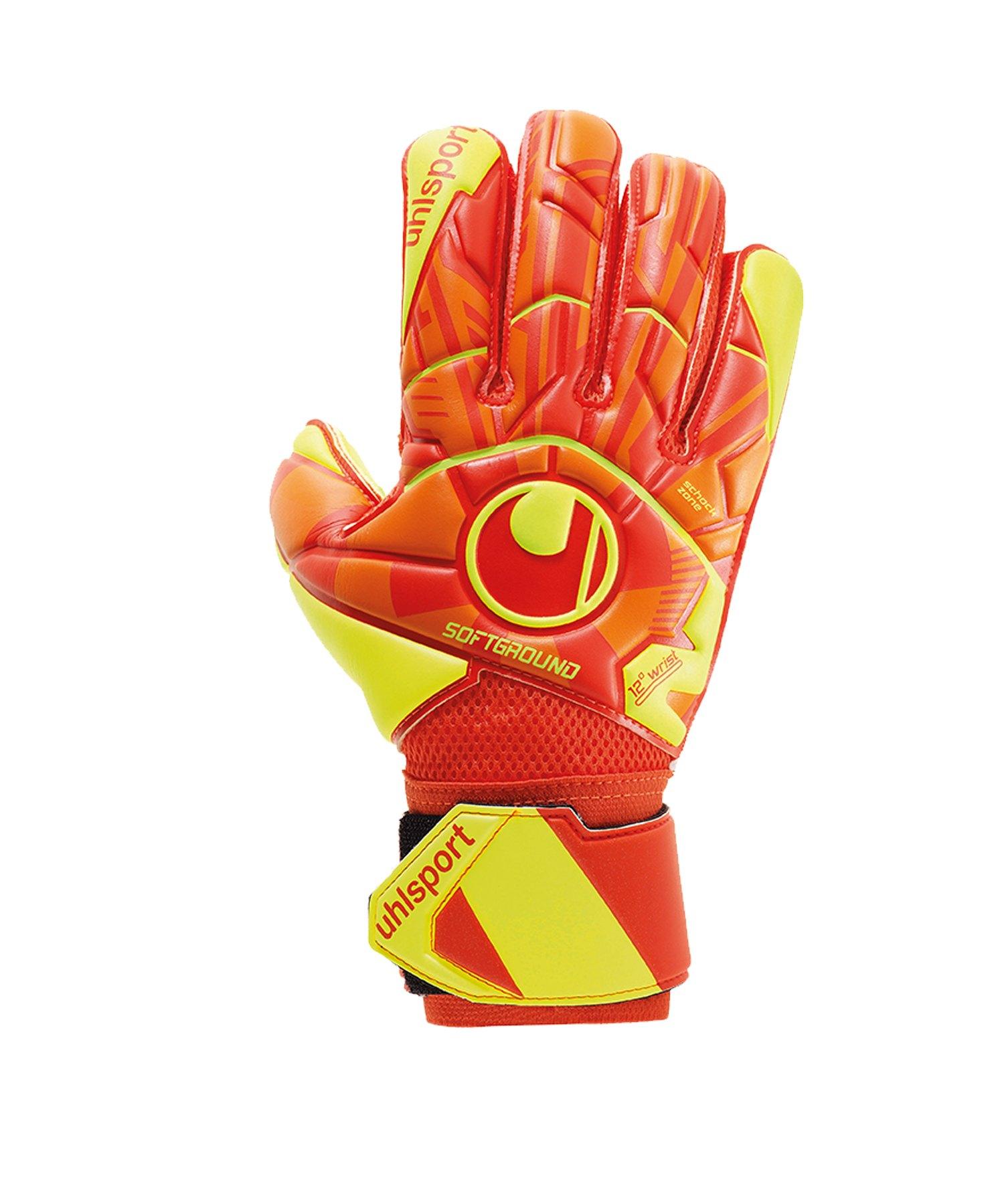 Uhlsport Dyn.Impulse Softflex TW-Handschuh F01 - orange