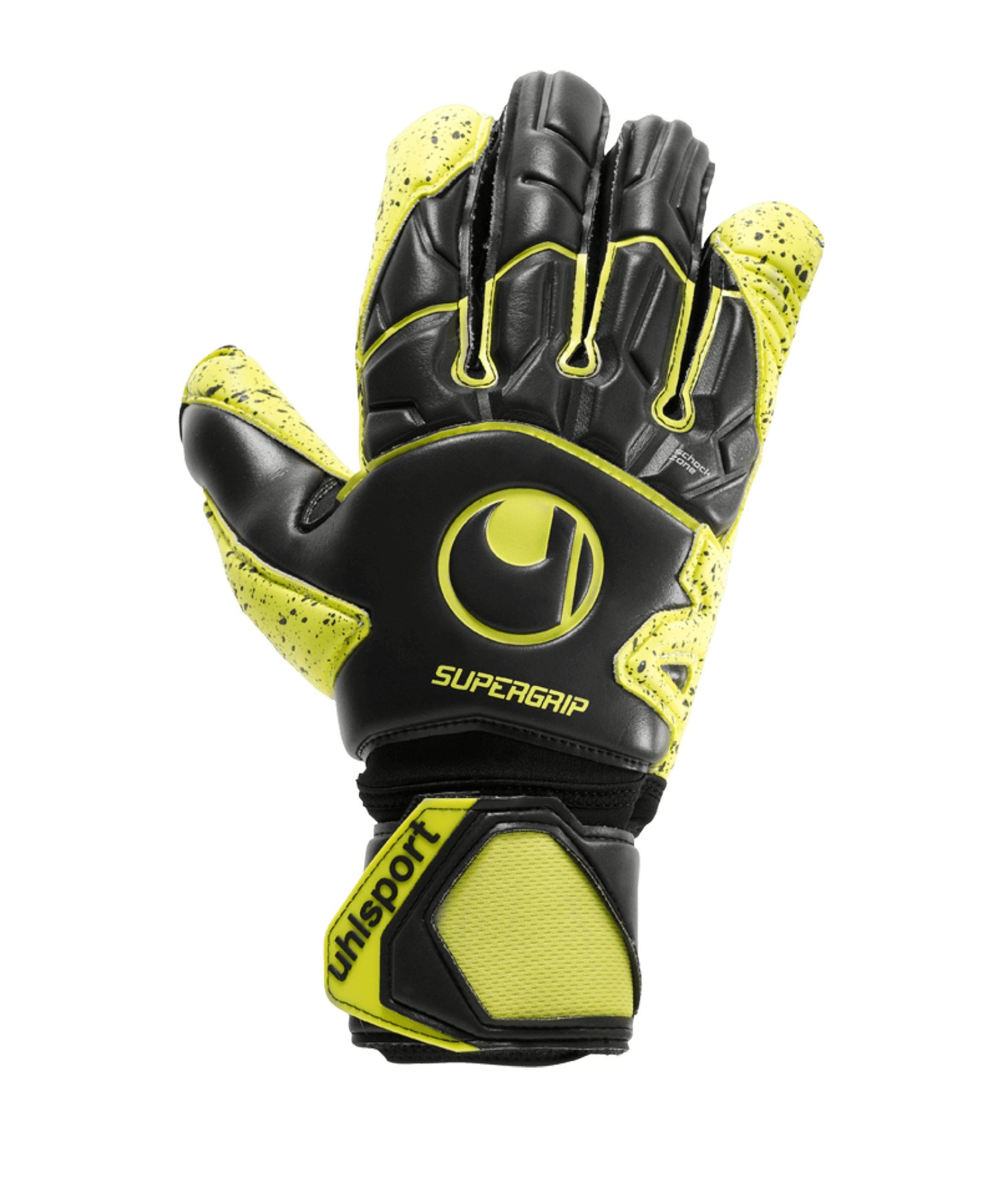 Uhlsport Supergrip Flex Frame Car TW-Handschuh F01 - schwarz