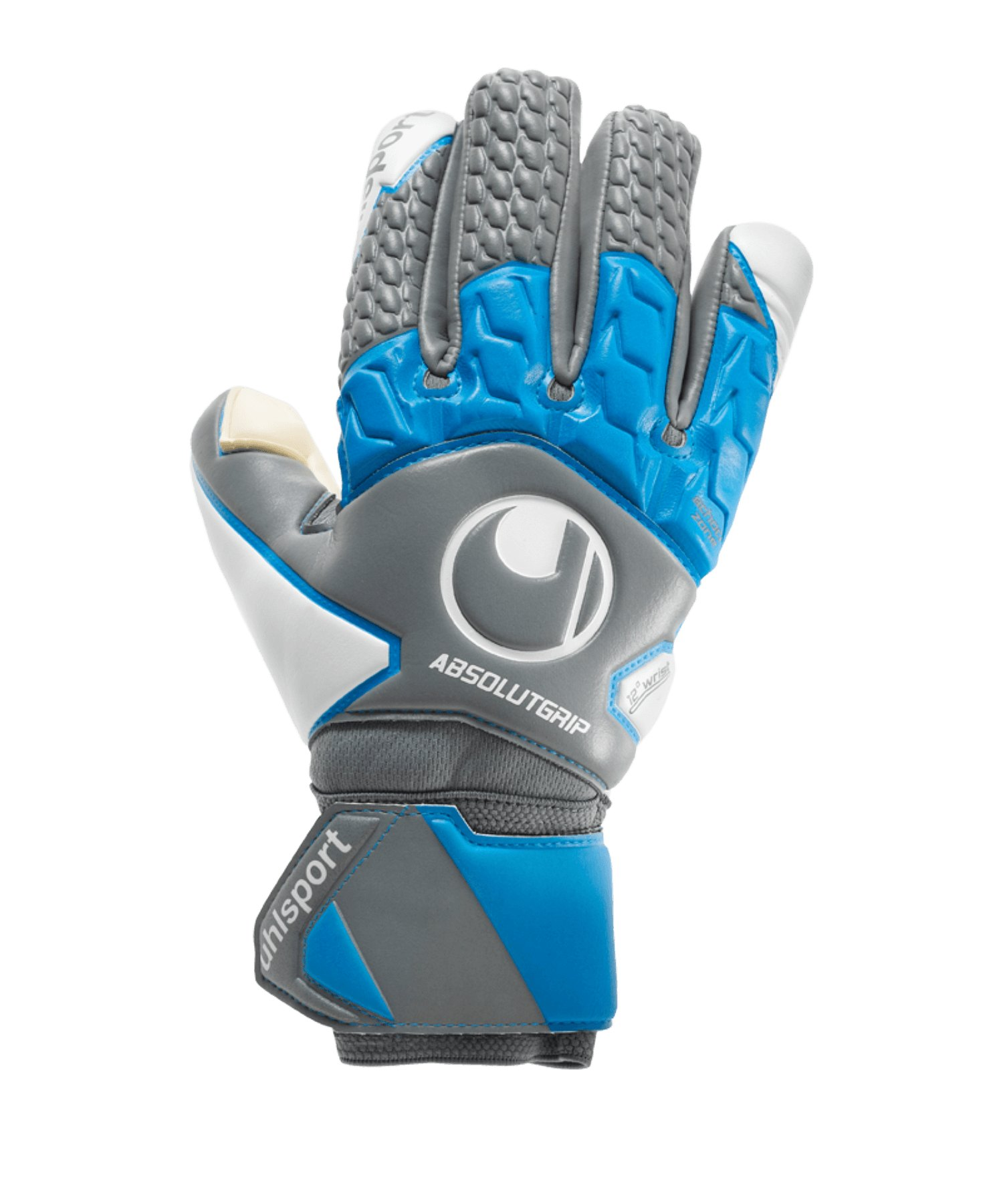 Uhlsport Absolutgrip Tight HN TW-Handschuh F01 - schwarz
