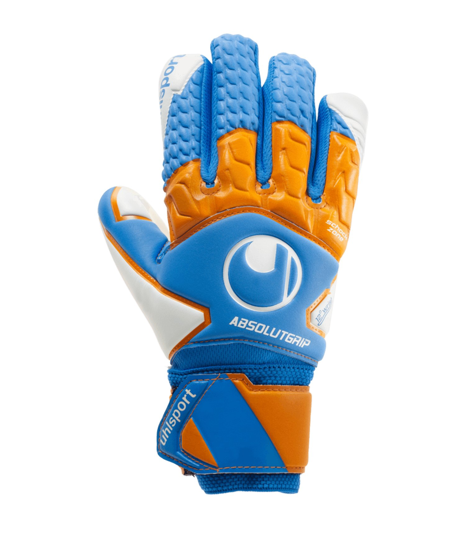 Uhlsport Absolutgrip HN Pro TW-Handschuh Kids F01 - blau