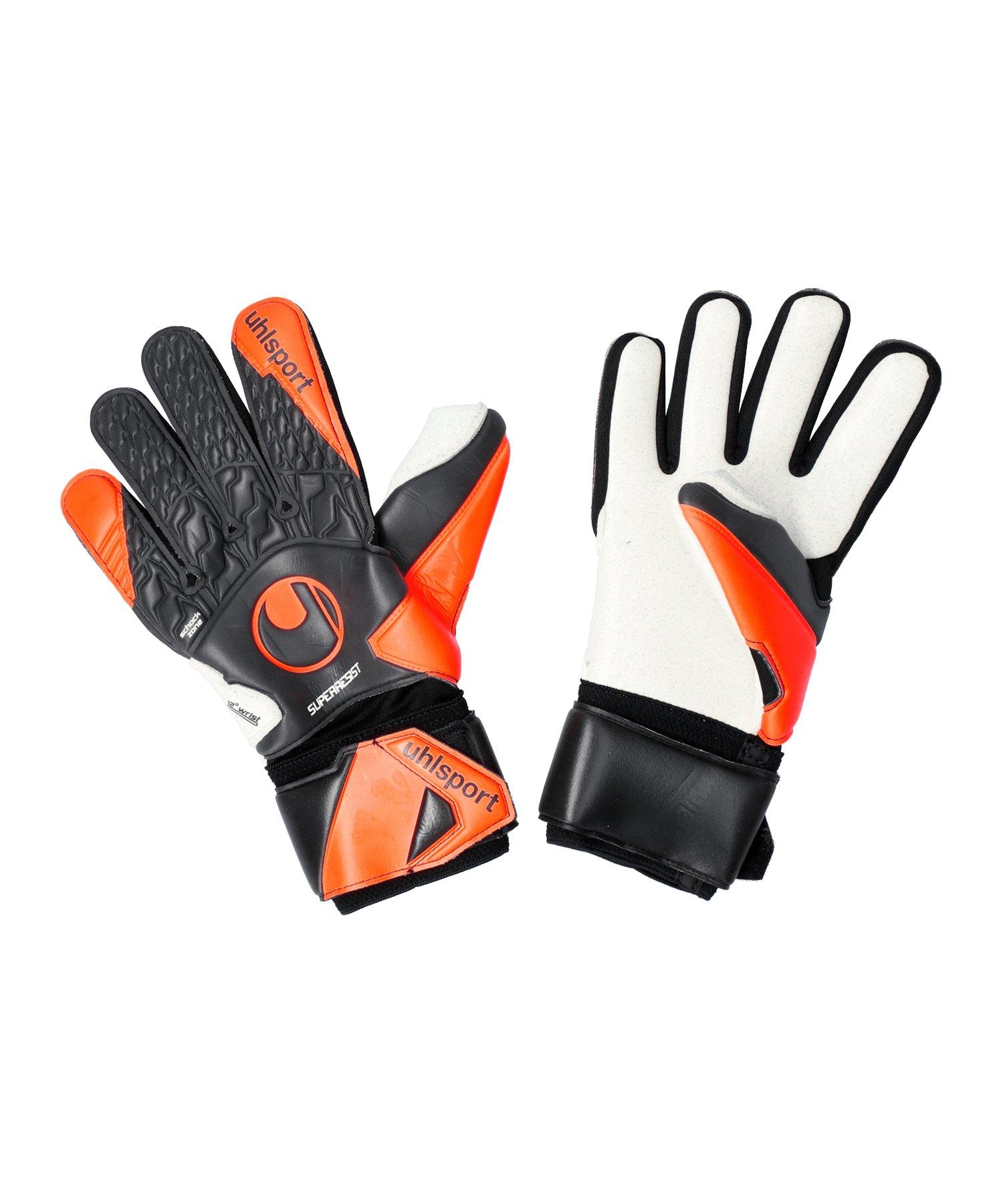 Uhlsport Super Resist HN TW-Handschuh F01 - schwarz