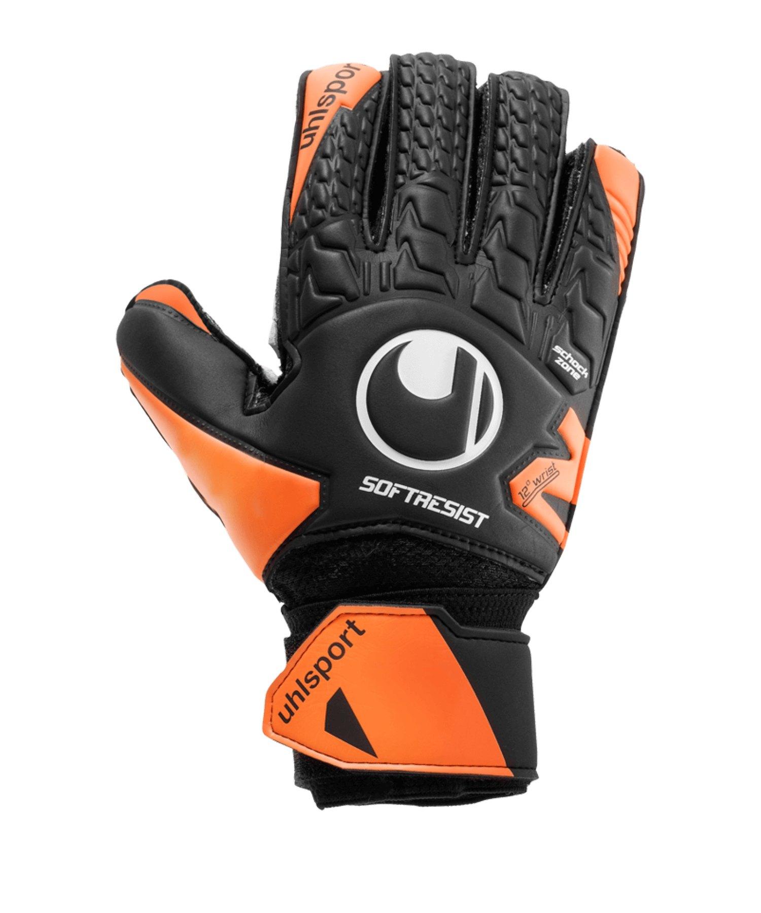 Uhlsport Soft Resist Flex Frame TW-Handschuh F01 - schwarz
