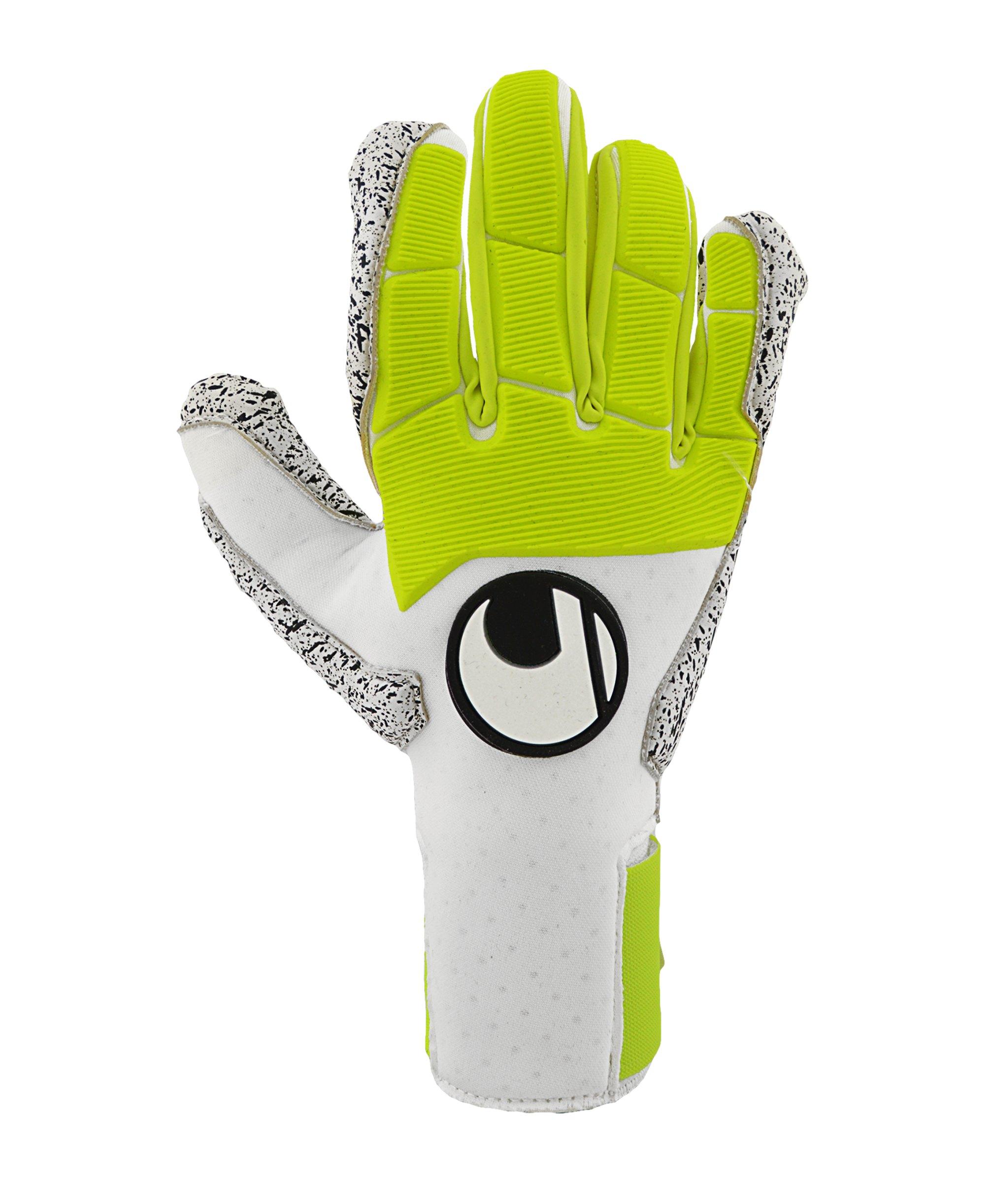 Uhlsport Pure Alliance Supergrip+ TW-Handschuh F01 - weiss