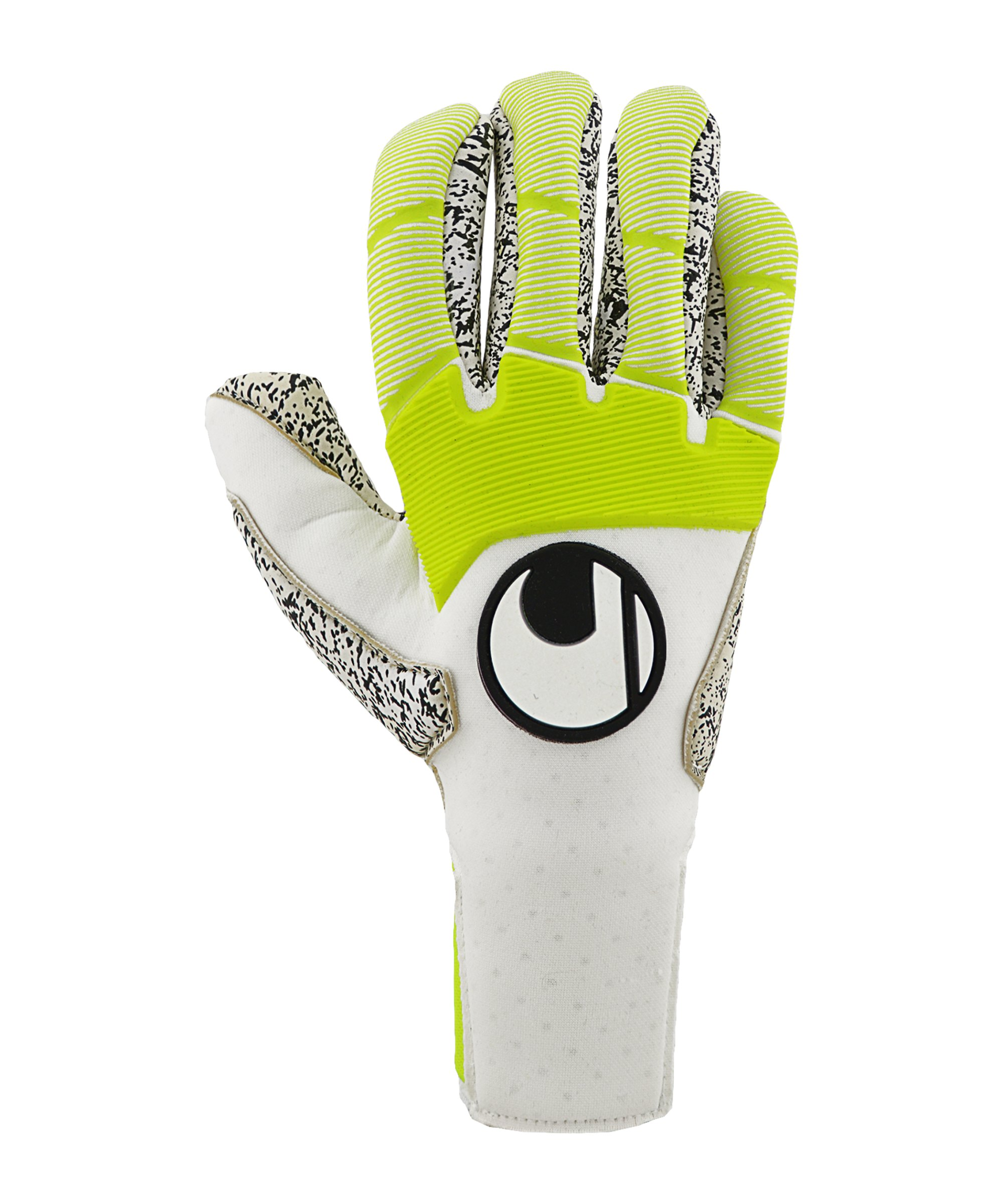 Uhlsport Pure Alliance SG+Finger Sur TW-Handschuh F01 - weiss