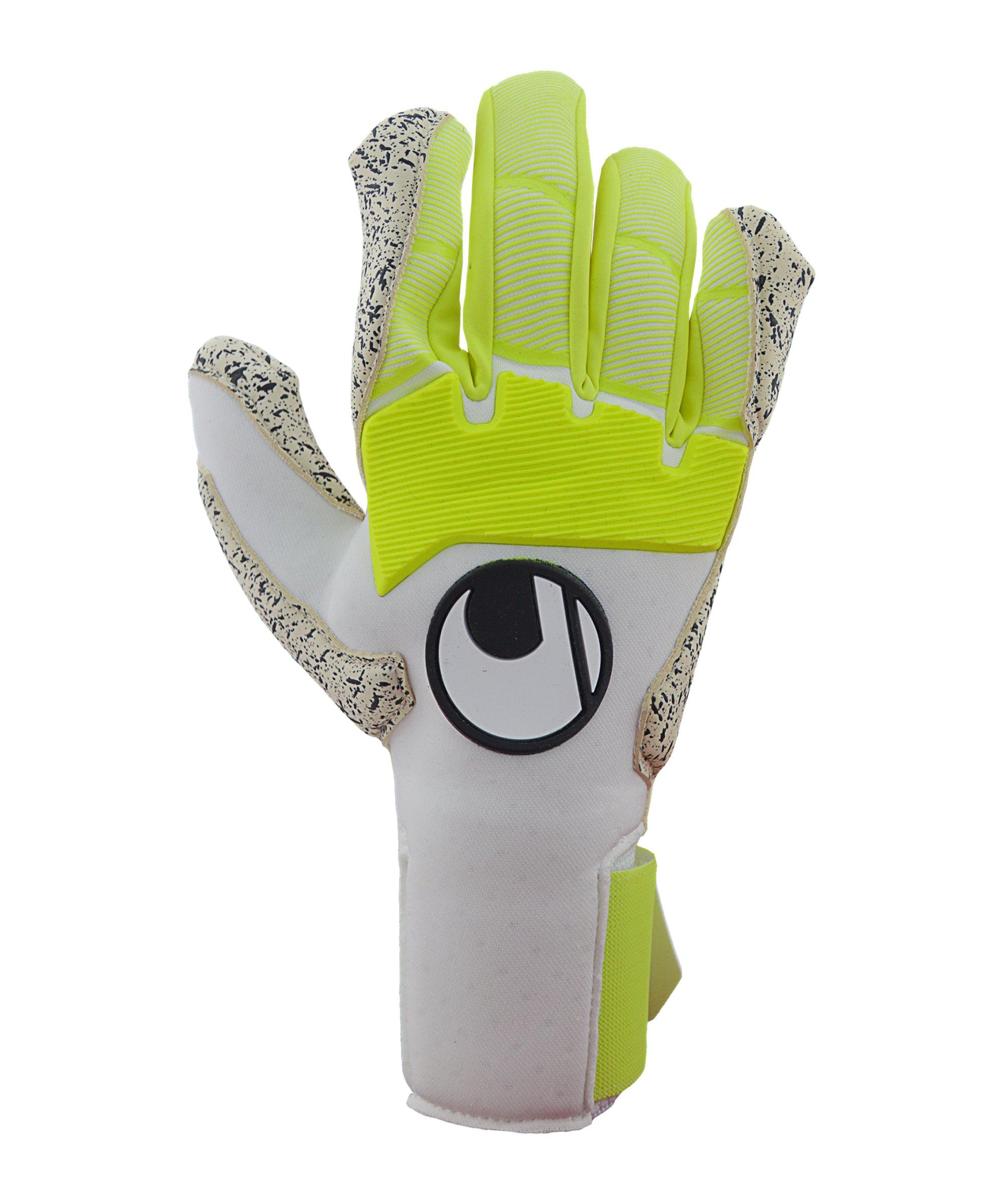 Uhlsport Pure Alliance Supergrip HN Handschuh F01 - schwarz