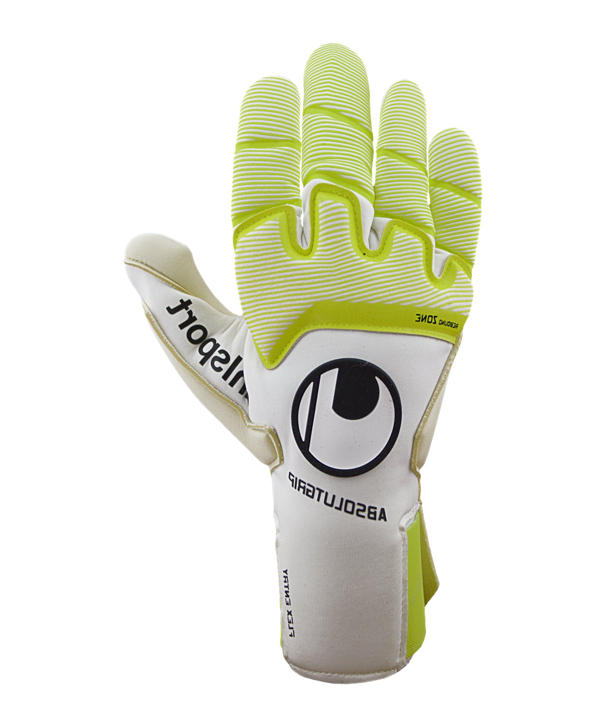 Uhlsport Pure Alliance Absolutgrip Reflex TW-Handschuh F01 - weiss