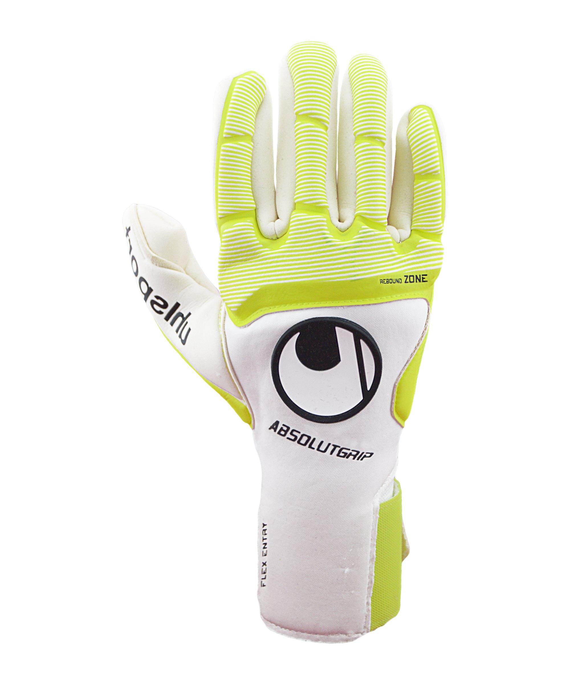 Uhlsport Pure Alliance Absolutgrip SU TW-Handschuh F01 - weiss
