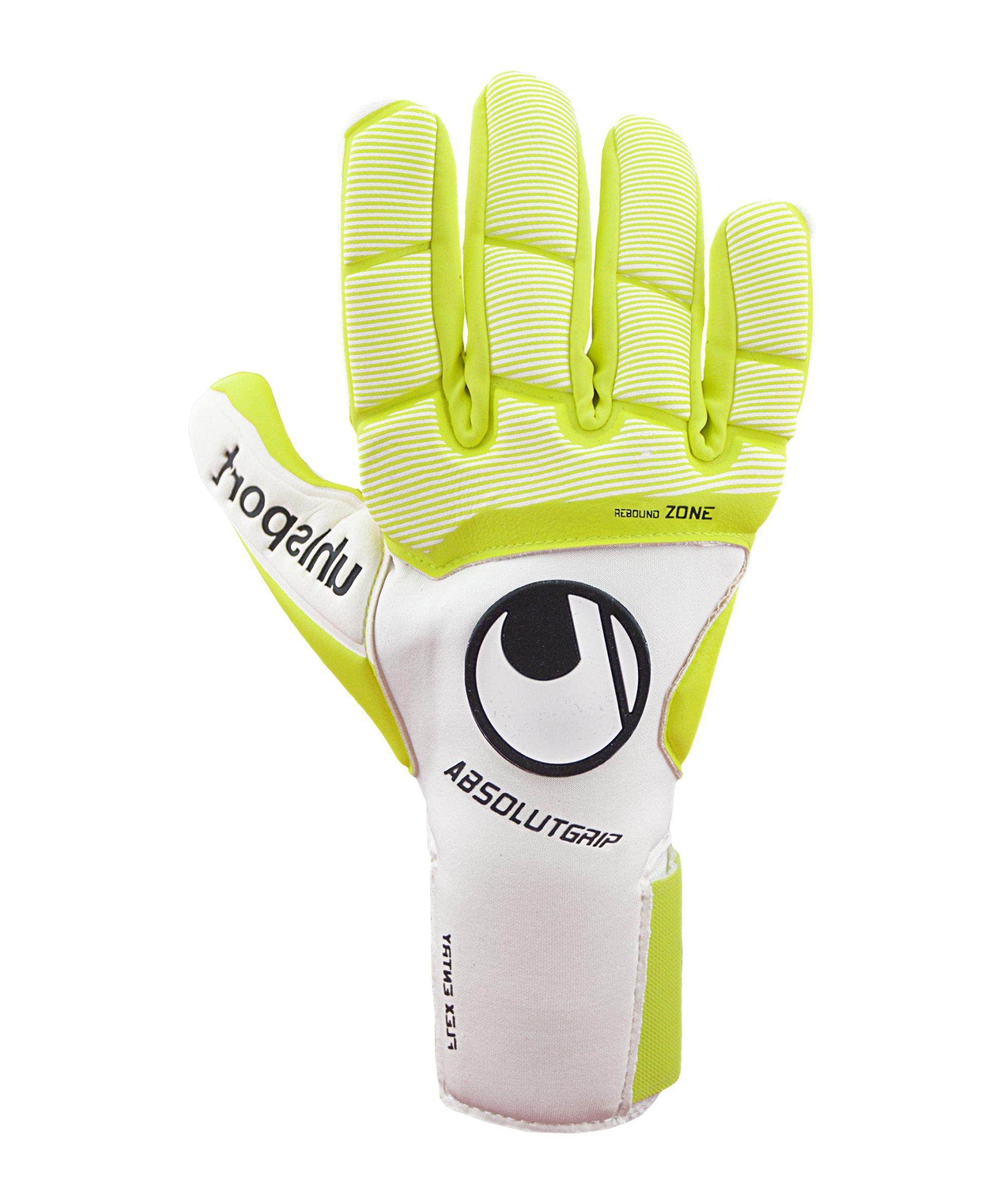 Uhlsport Pure Alliance Absolutgrip HN TW-Handschuh F01 - weiss