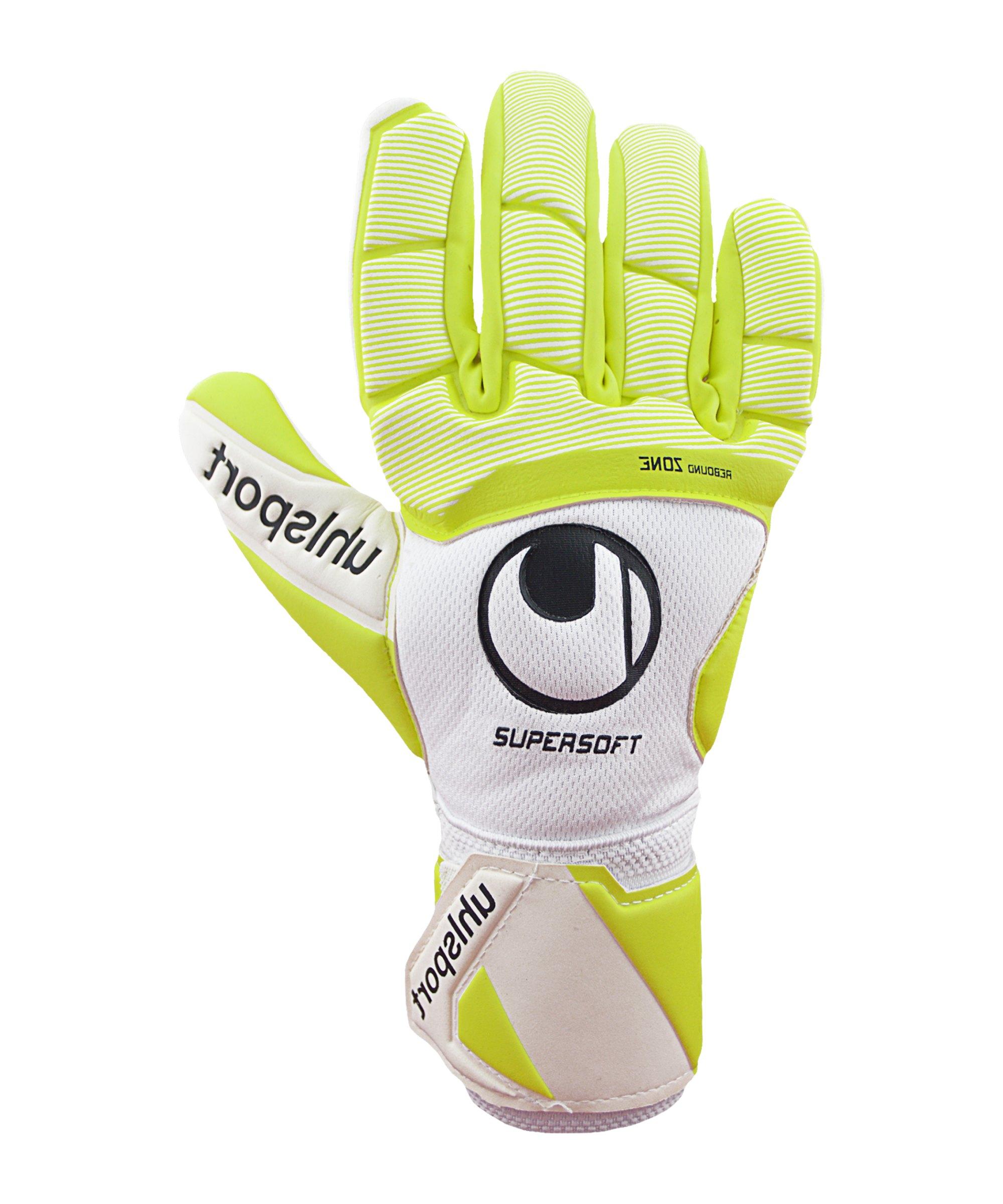 Uhlsport Pure Alliance Supersoft HN TW-Handschuh F01 - weiss