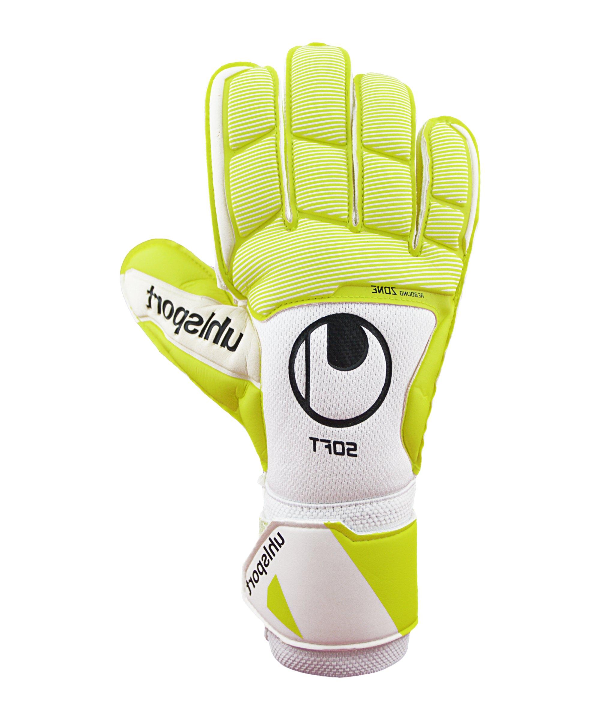 Uhlsport Pure Alliance Soft Pro TW-Handschuh F01 - weiss