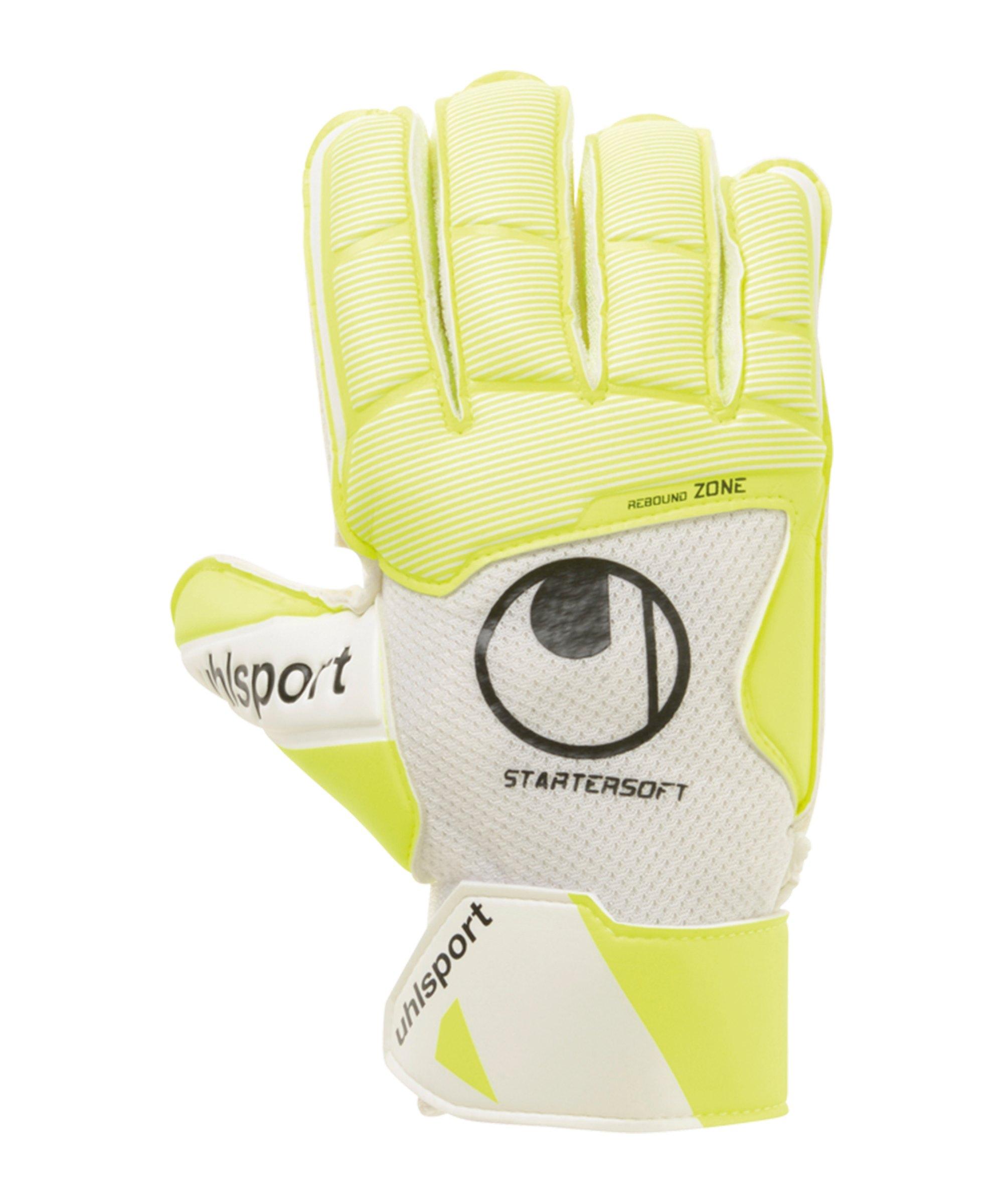 Uhlsport Pure Alliance Starter TW-Handschu F01 - weiss