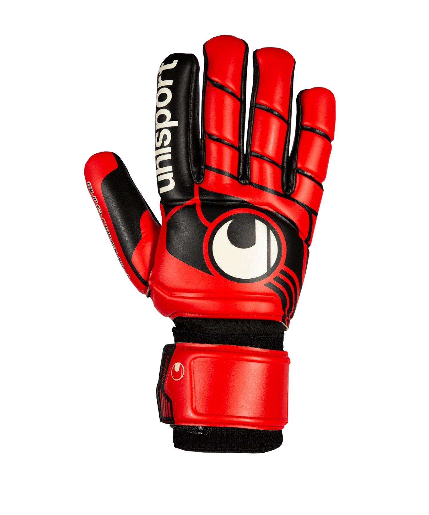 Uhlsport Retro Fangmaschine SG HN TW-Handschuh F01 - rot