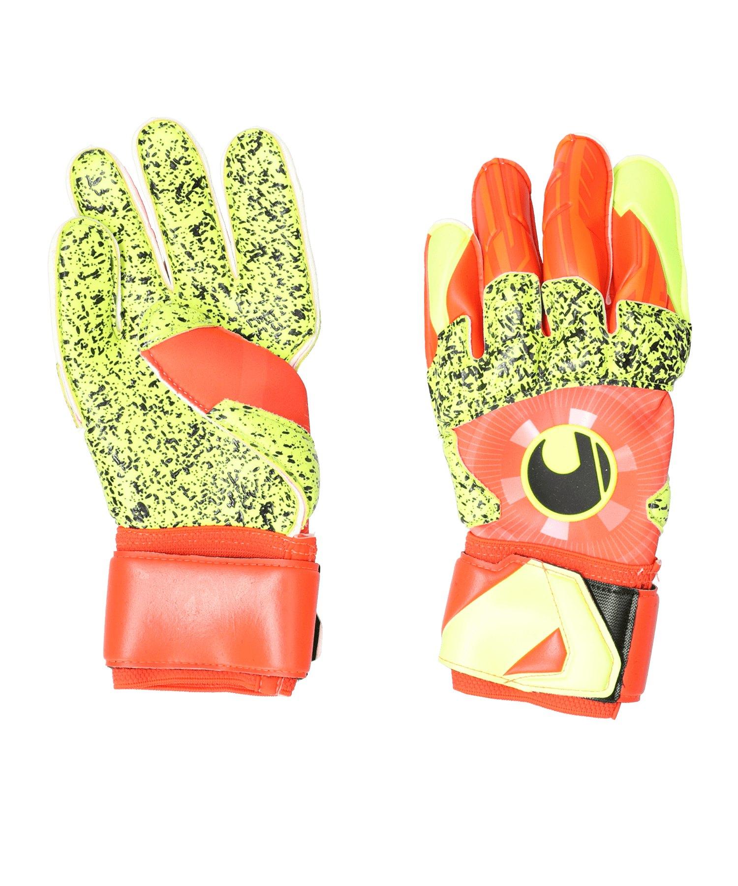Uhlsport D.Impulse Supergrip 360 TW-Handschuh F282 - orange