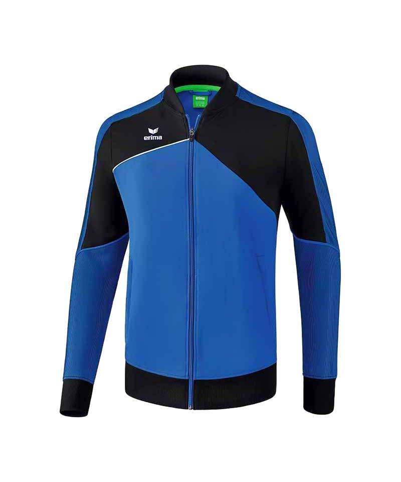 Erima Premium One 2.0 Präsi-Jacke Kids Blau - blau