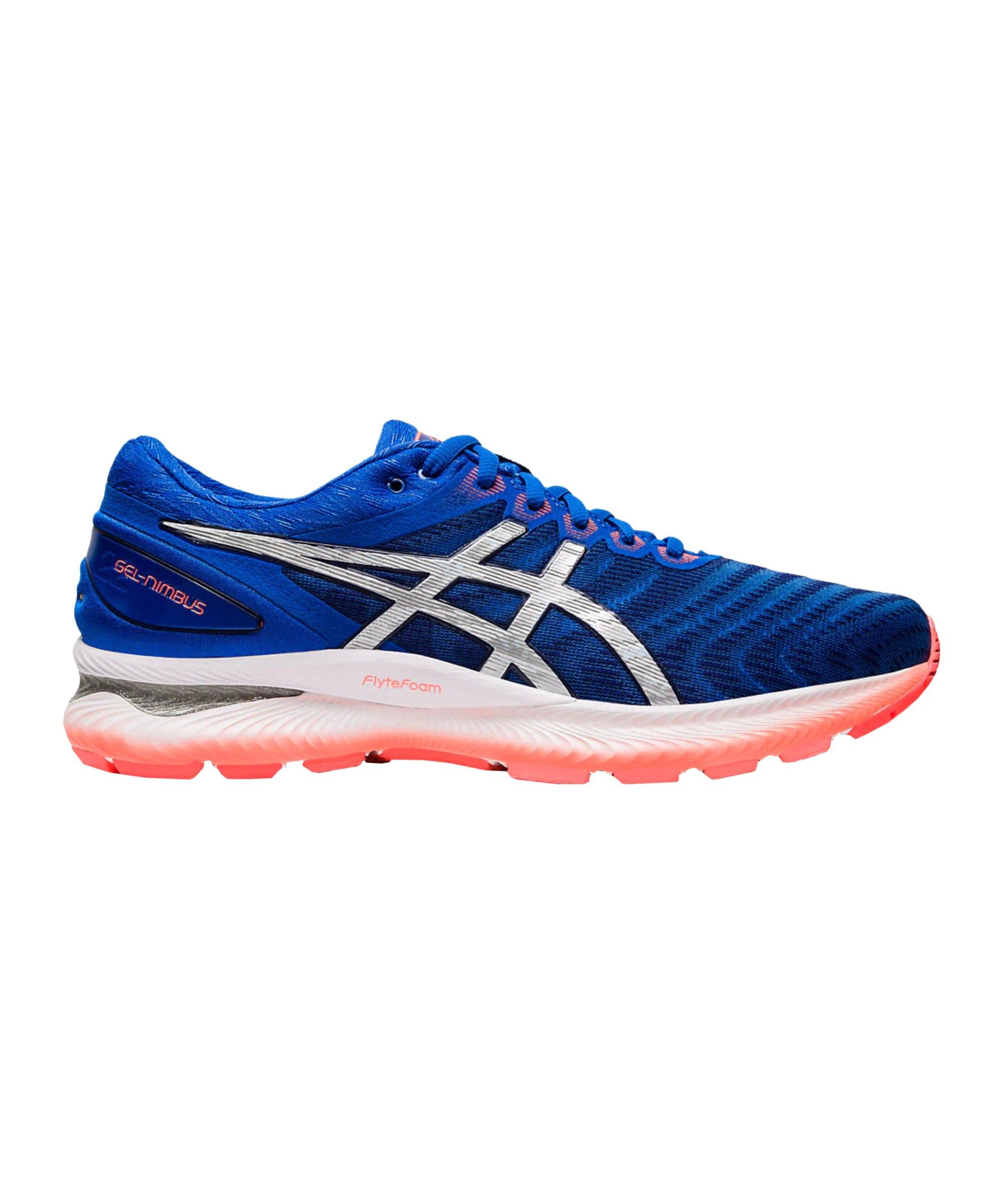 Asics Gel-Nimbus 22 Running Blau F403 - blau