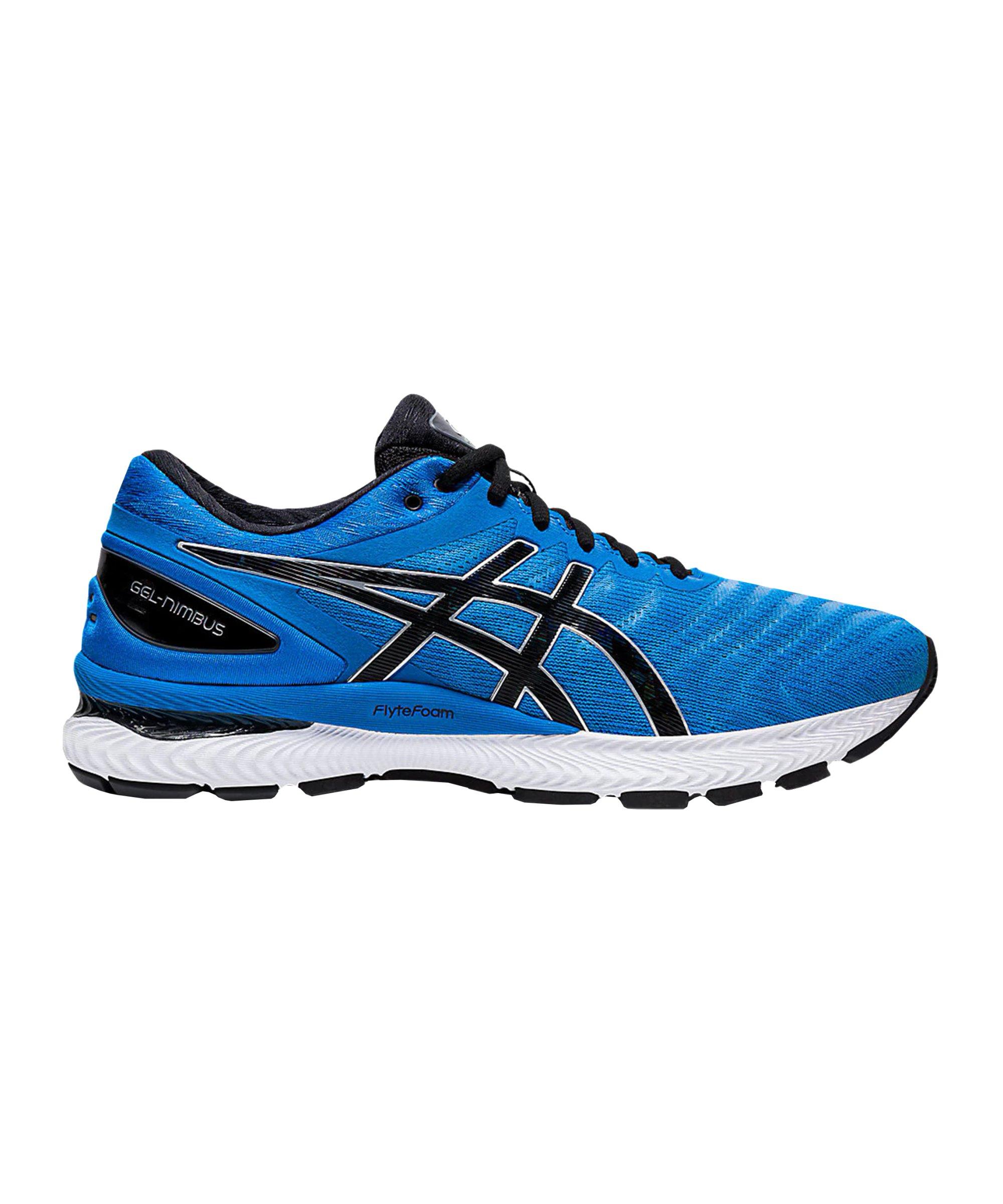 Asics Gel-Nimbus 22 Running Blau F405 - blau