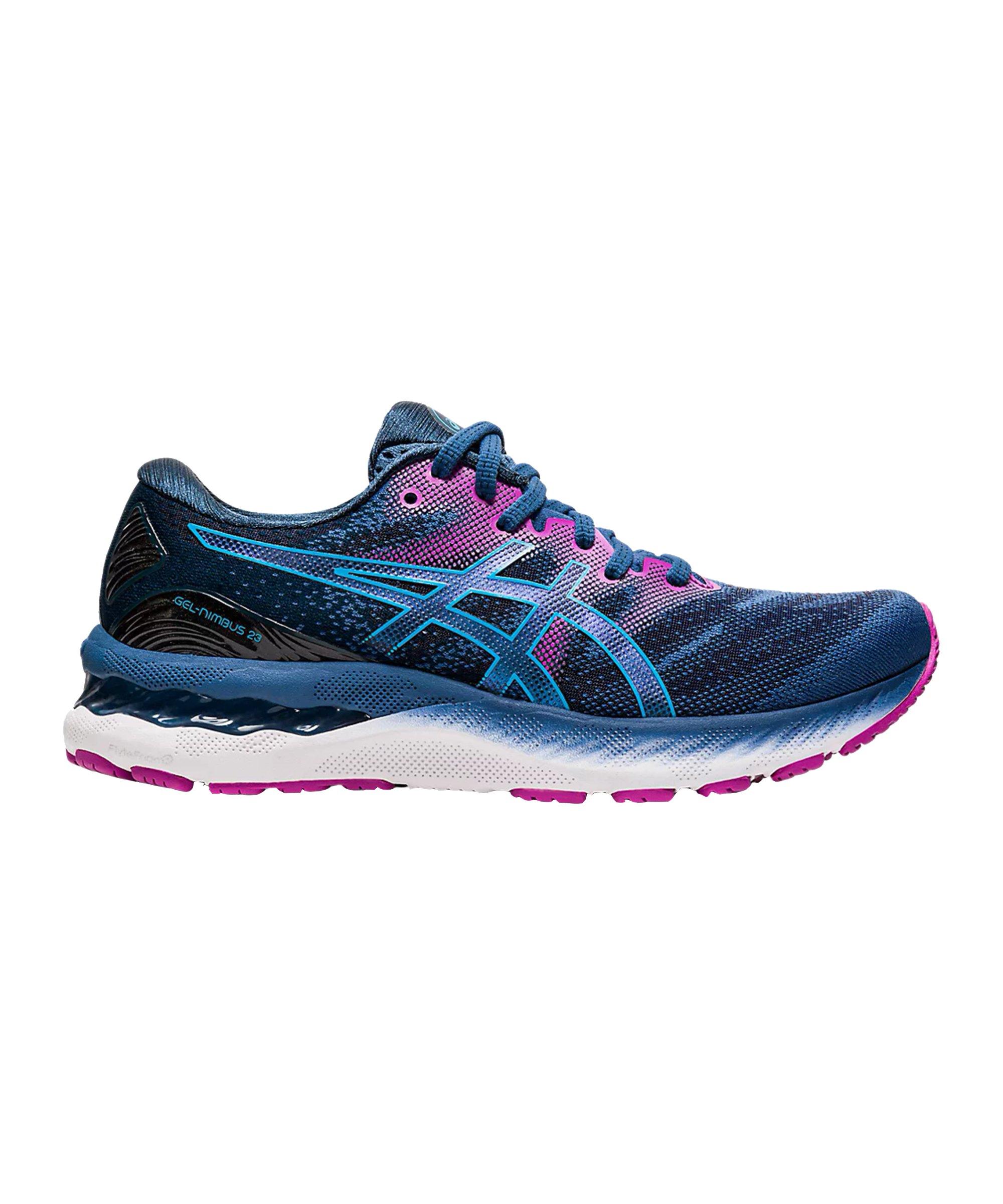 Asics Gel-Nimbus 23 Running Damen Blau F402 - blau