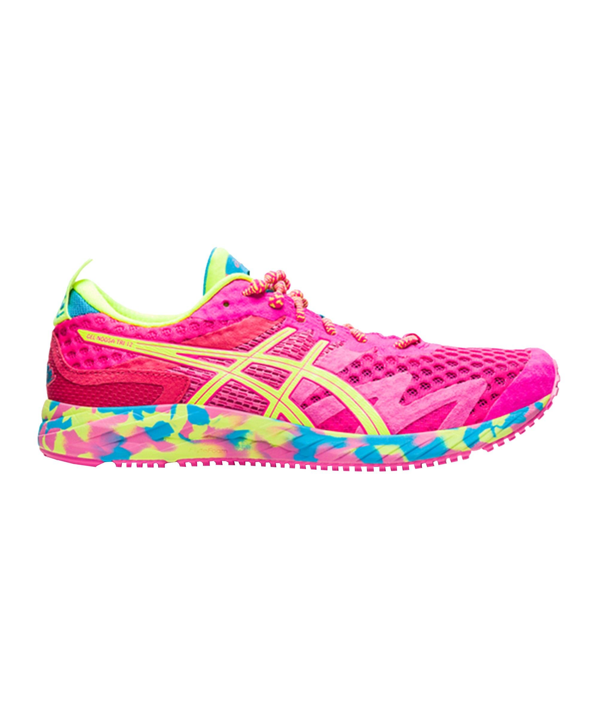 Asics Gel-Noosa Tri 12 Running Damen Pink F702 - pink