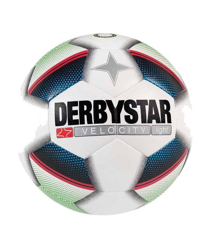 Derbystar Light Hyper Pro Weiss Grün F146 - weiss