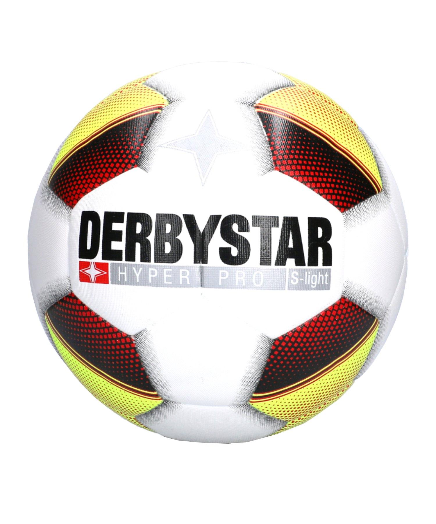 Derbystar S-Light Hyper Pro Weiss Gelb F153 - weiss