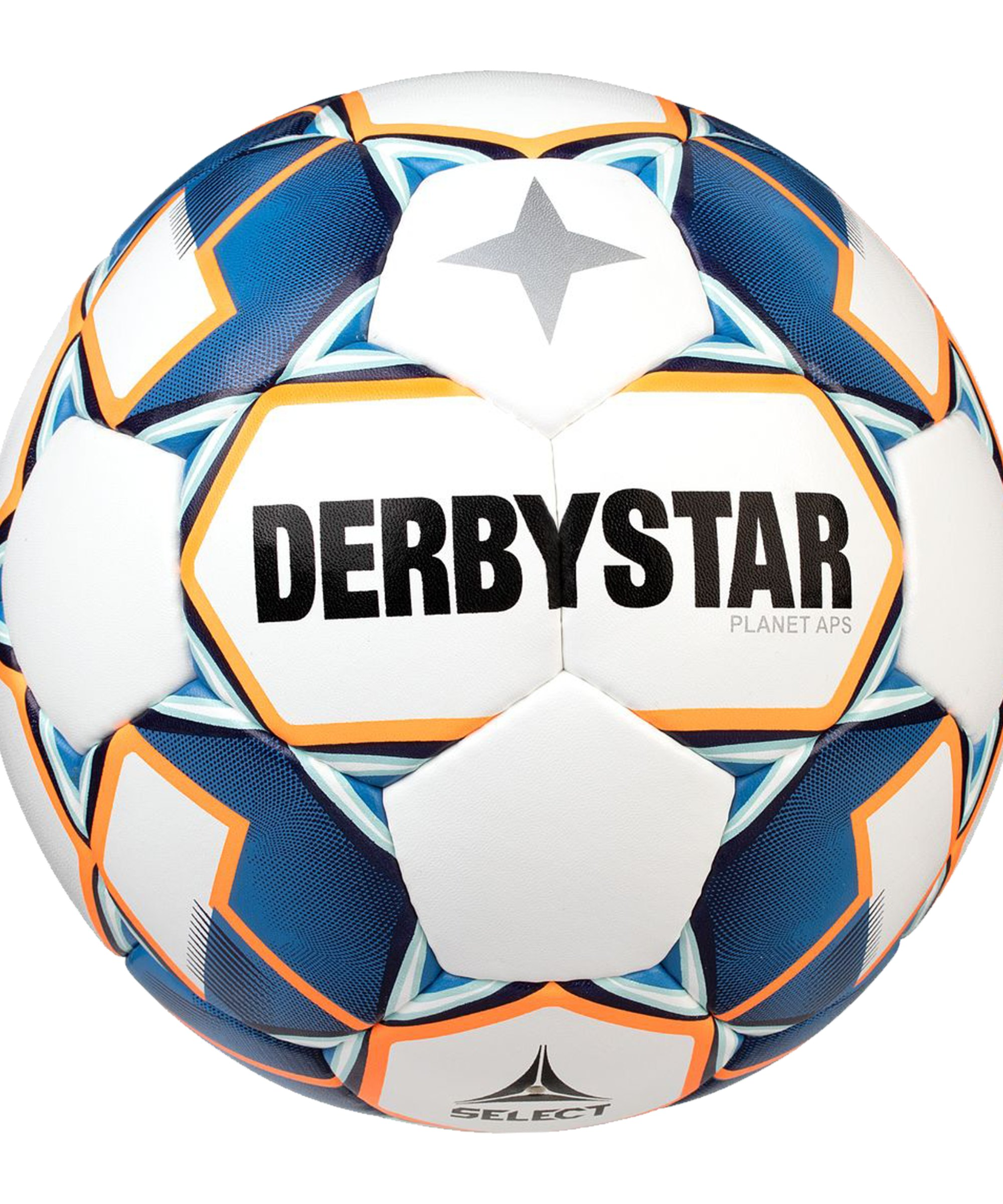 Derbystar FB-Planet APS V20 Spielball Weiss F167 - weiss