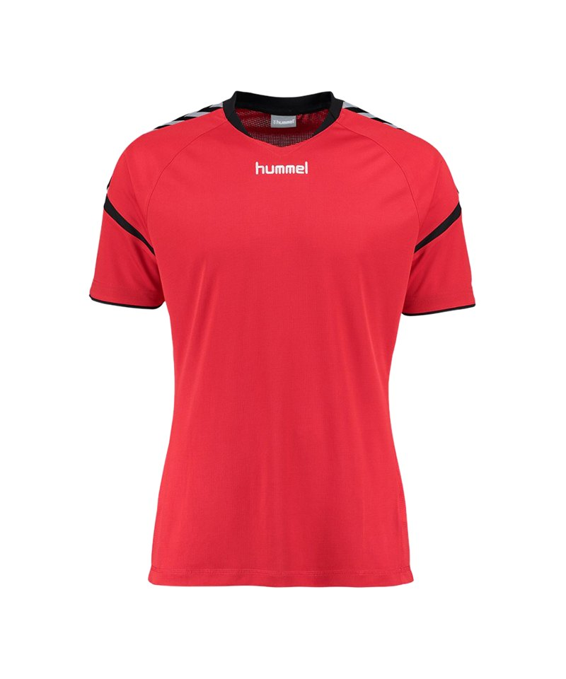 Hummel Authentic Charge Trikot Kids Rot 3062 - rot