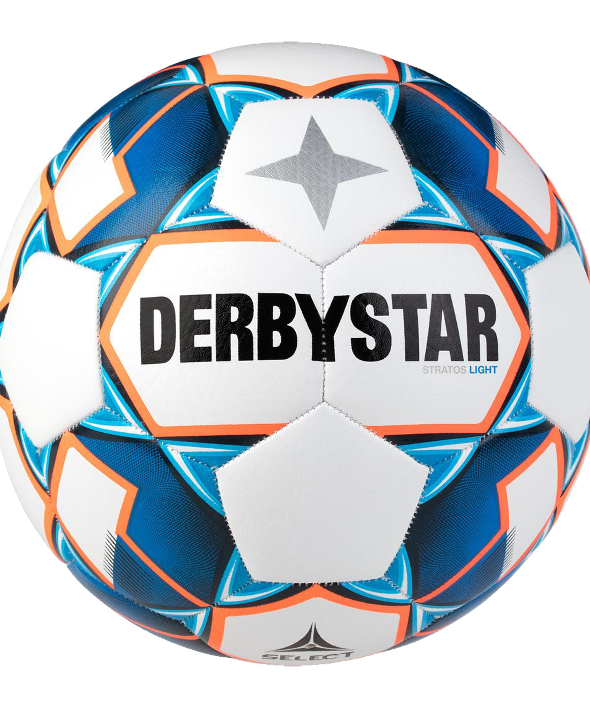 Derbystar Stratos Light v20 Trainingsball F167 - weiss