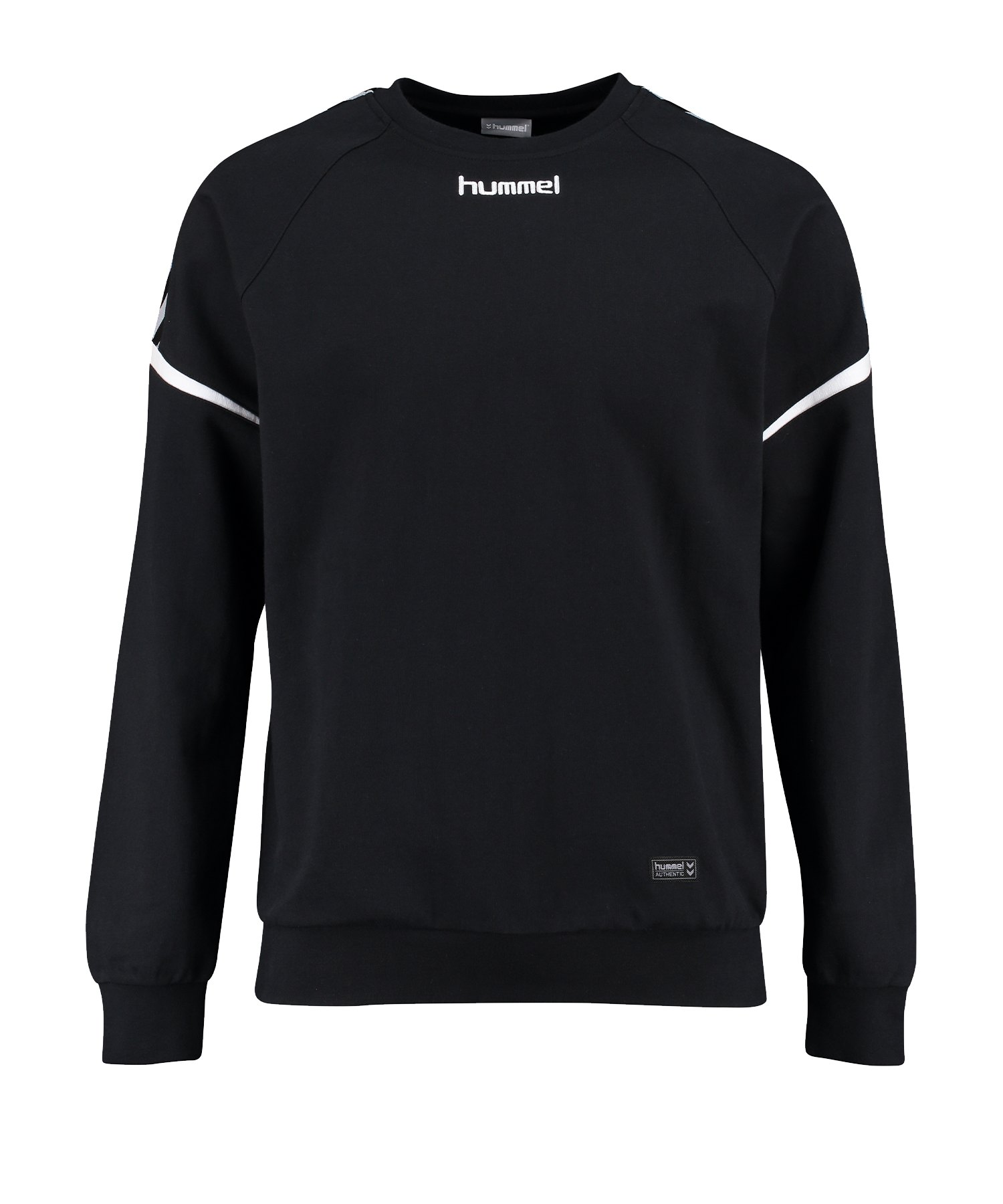 Hummel Authentic Charge Sweat Kids Schwarz F2001 - Schwarz