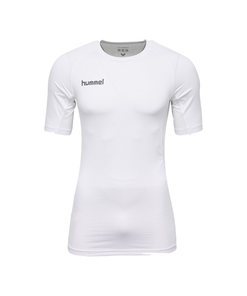 Hummel First Performance Shirt kurz Kids F9001 - weiss