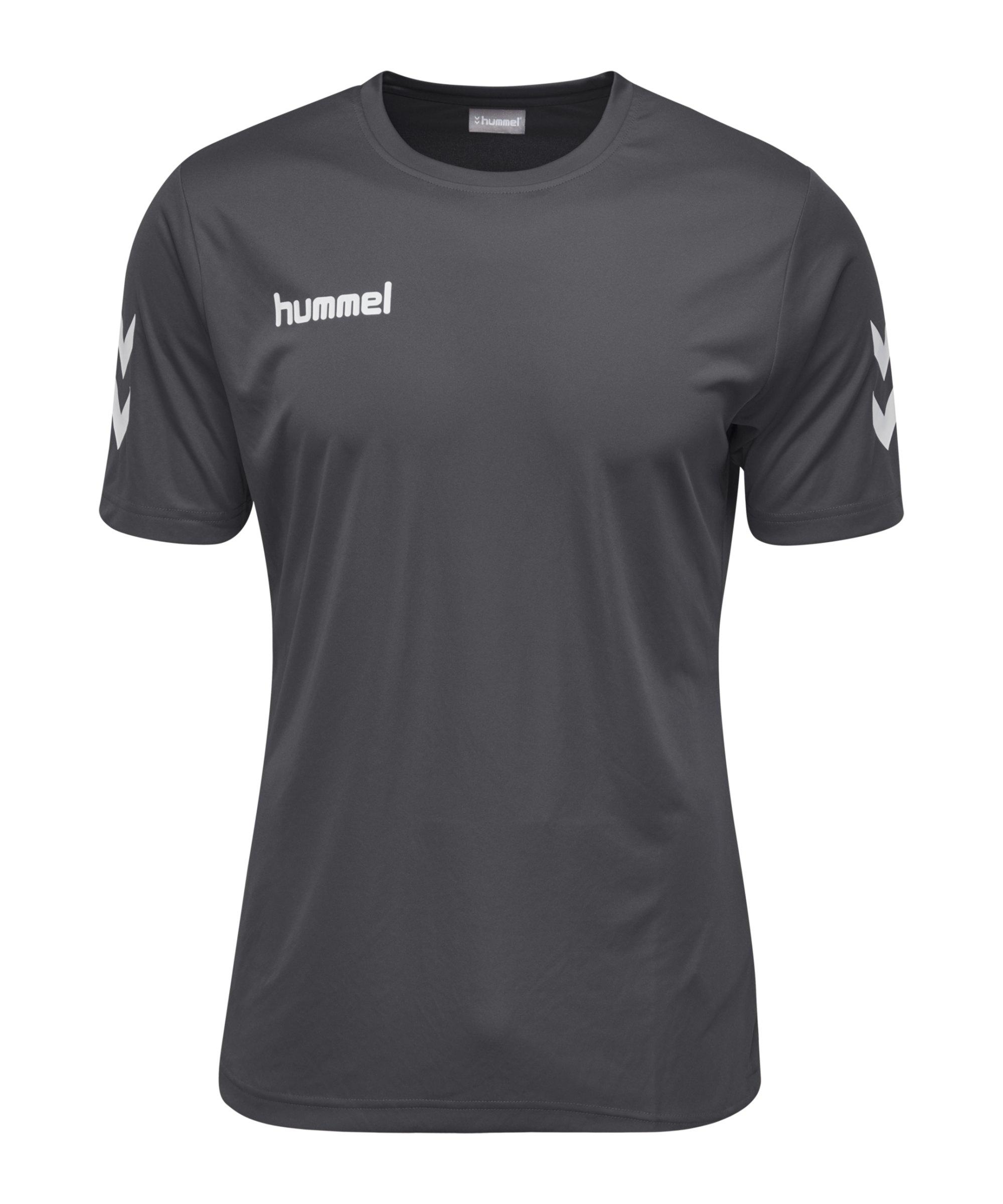 Hummel Core Polyester T-Shirt Kids Grau F1525 - grau