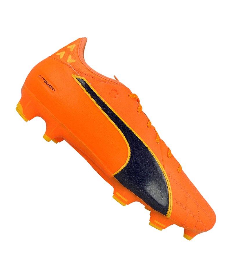 PUMA FG evoTOUCH 3 Orange F04 - orange