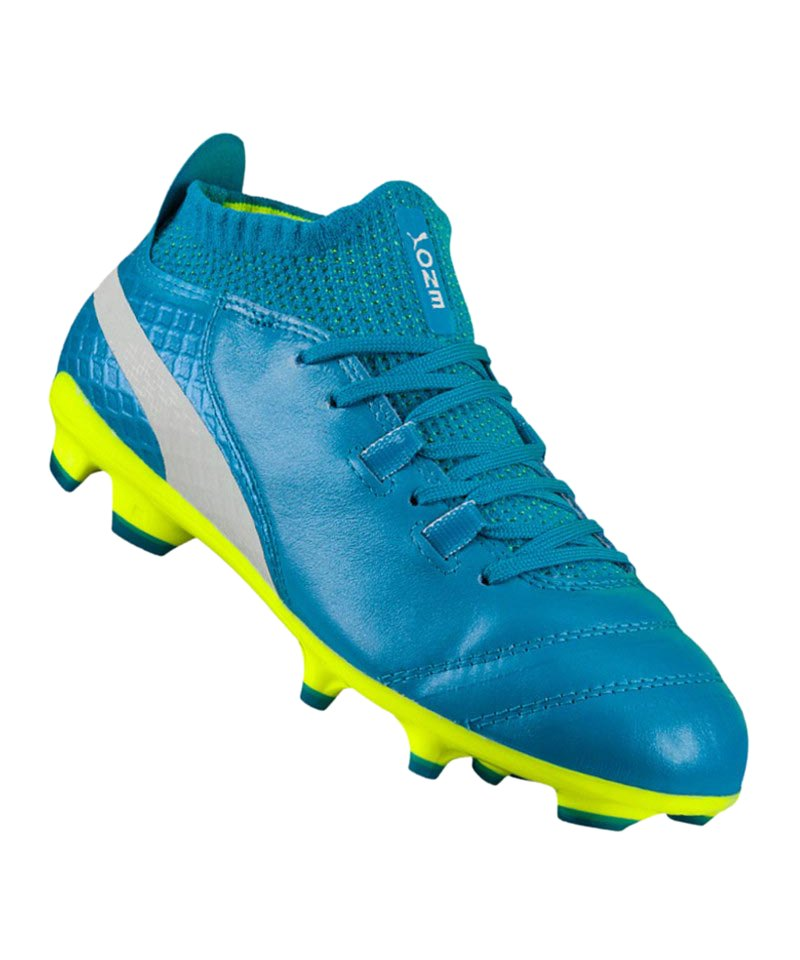 PUMA FG ONE 17.1 Jr Kinder Blau F02 - blau