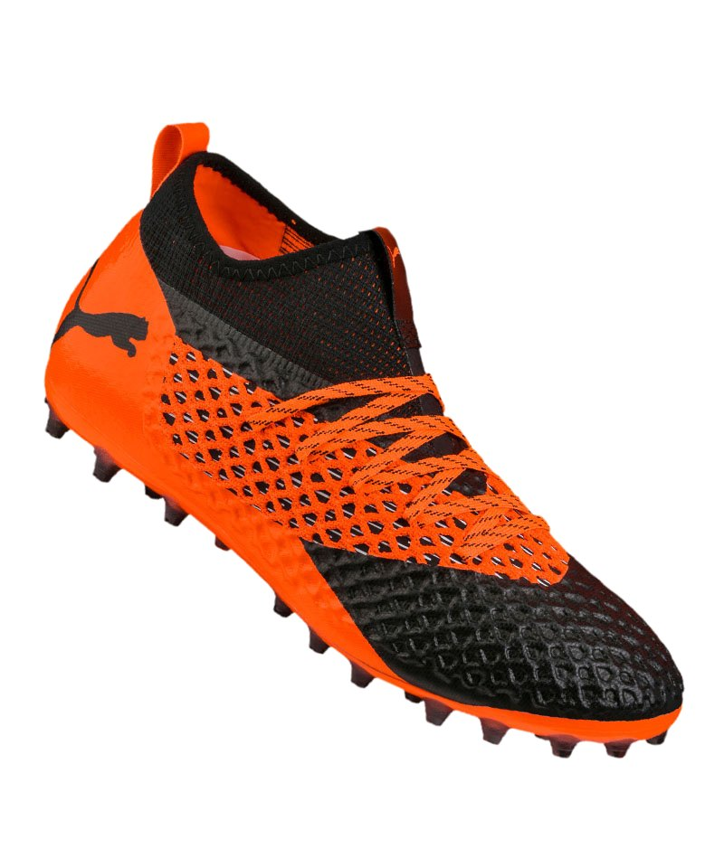 PUMA FUTURE 2.2 NETFIT MG Orange F03 - orange