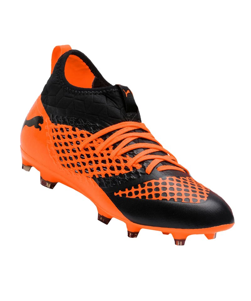 PUMA FUTURE 2.3 NETFIT FG/AG Orange F02 - orange