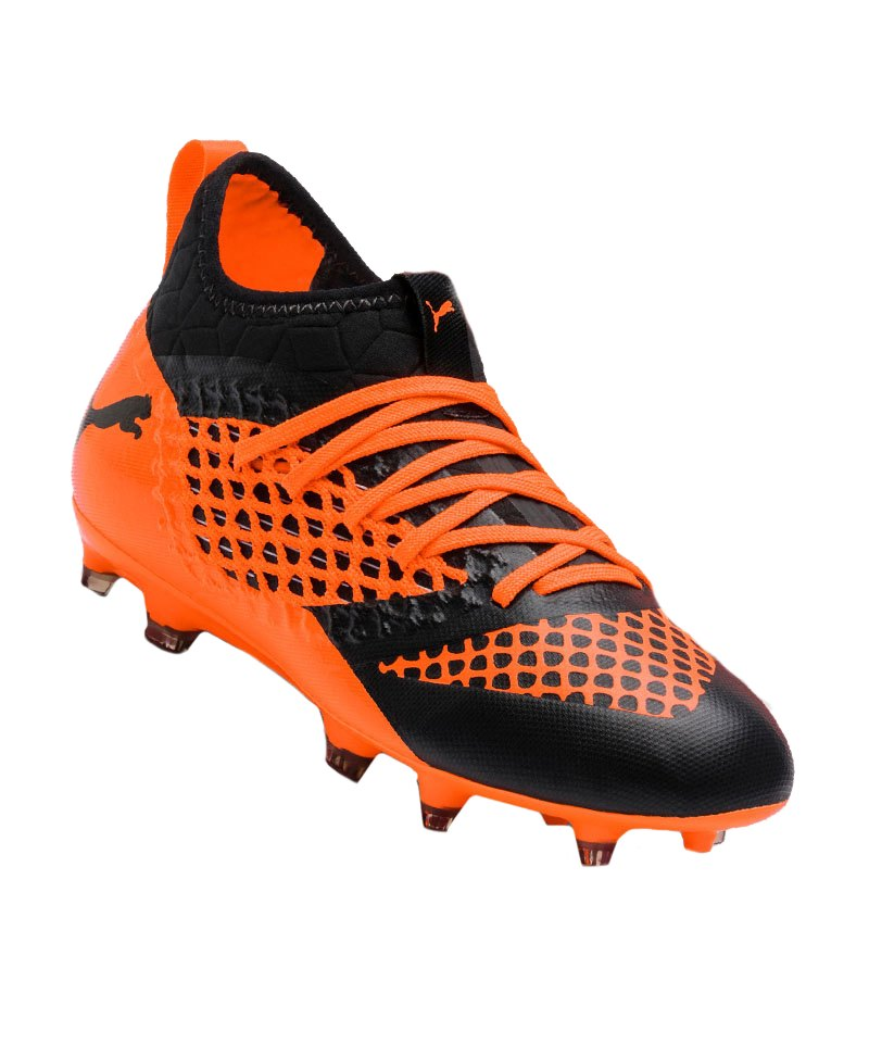 PUMA FUTURE 2.3 NETFIT FG/AG Kids Orange F02 - orange