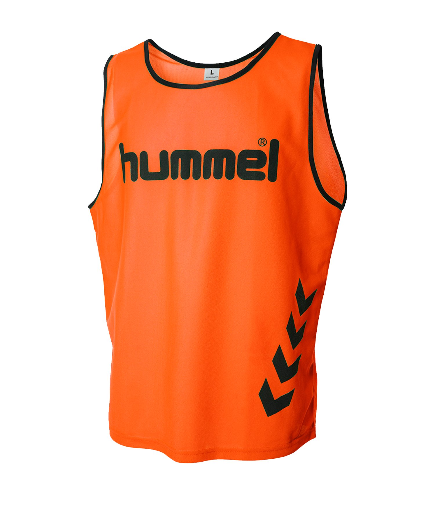 Hummel Kennzeichnungshemd Bib Kids F5179 - orange